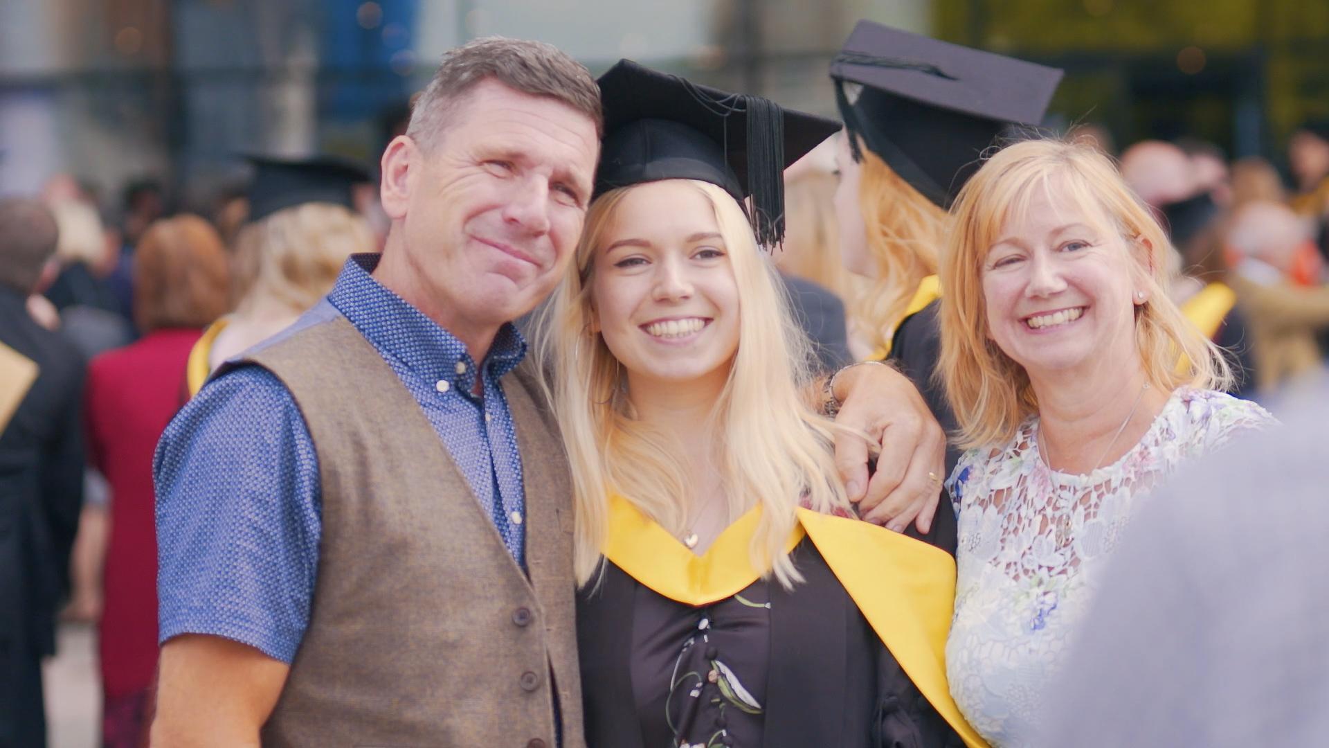 Cardiff Met - Graduation Photo
