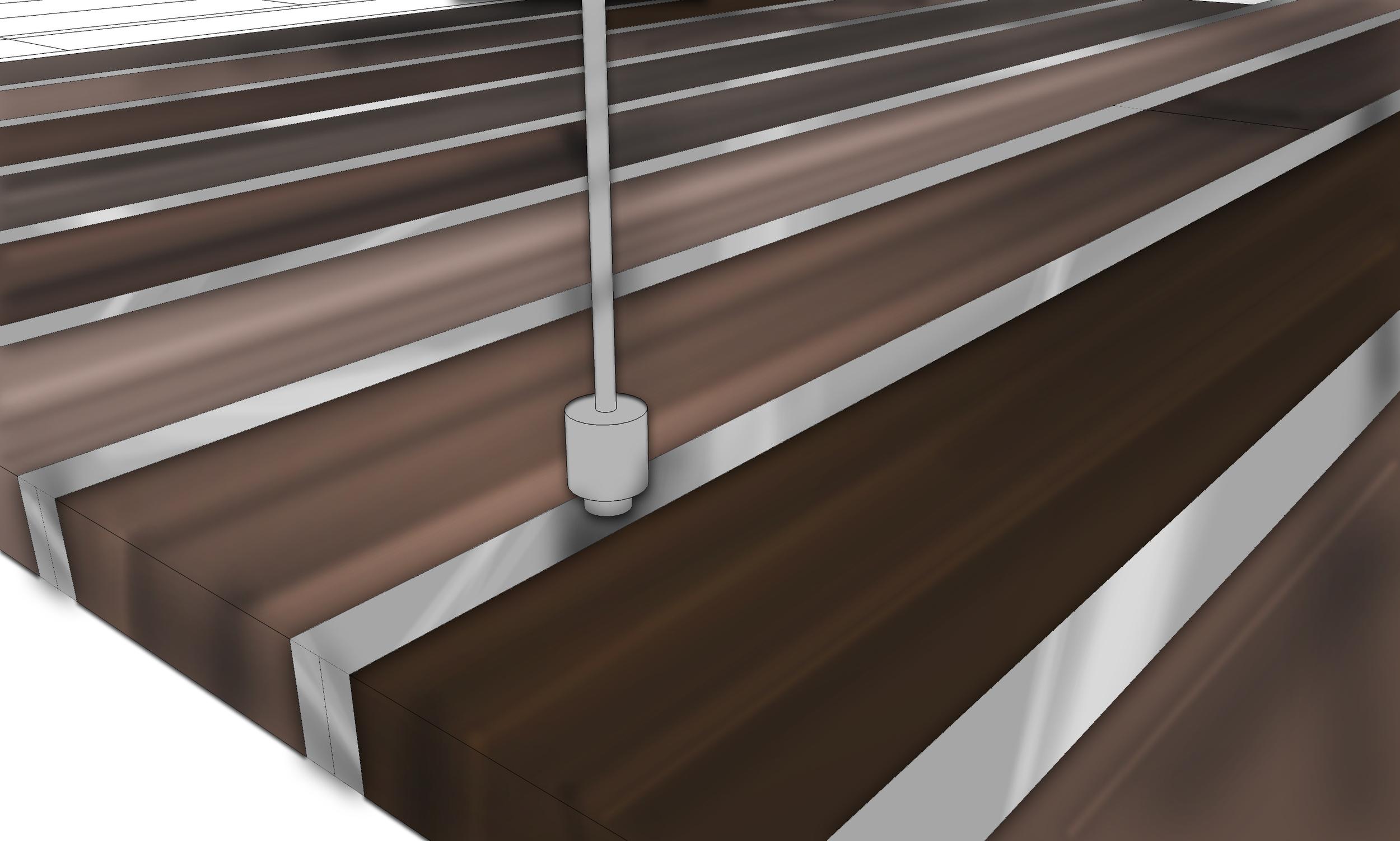 Flooring Fixture Detail