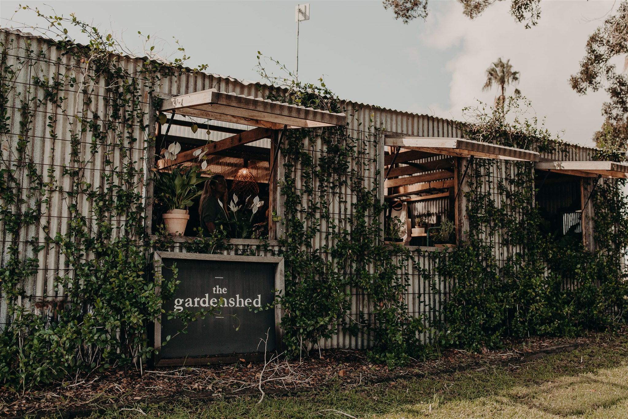 FInd us atthe farm, byron bay - Open 7 Days 8am - 4pm