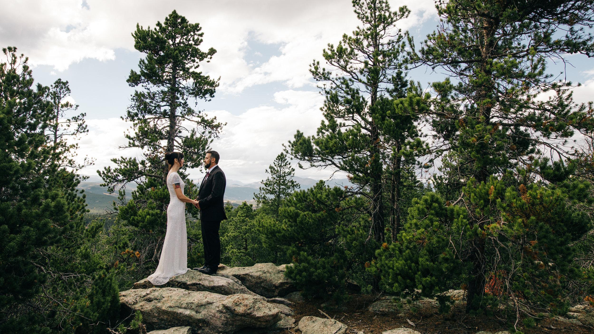 Colorado Elopement Photographer