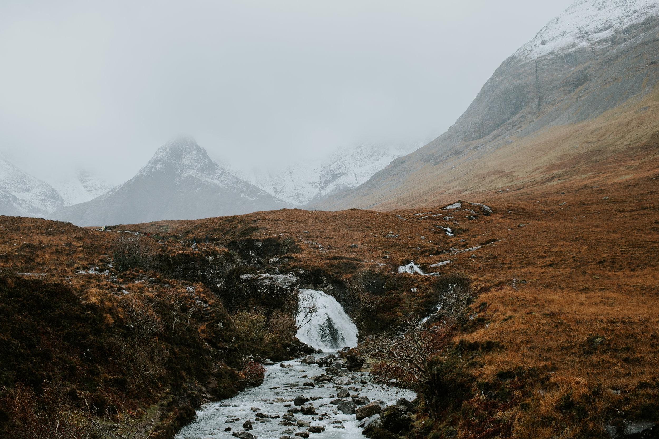Isle of Skye Wedding - Elopement
