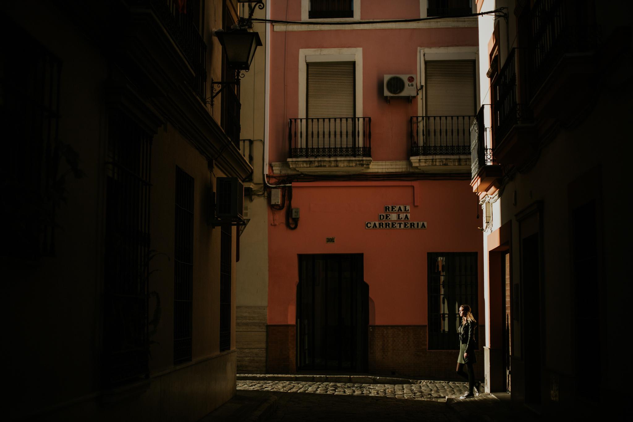 Seville Spain Travel Portrait Photographer