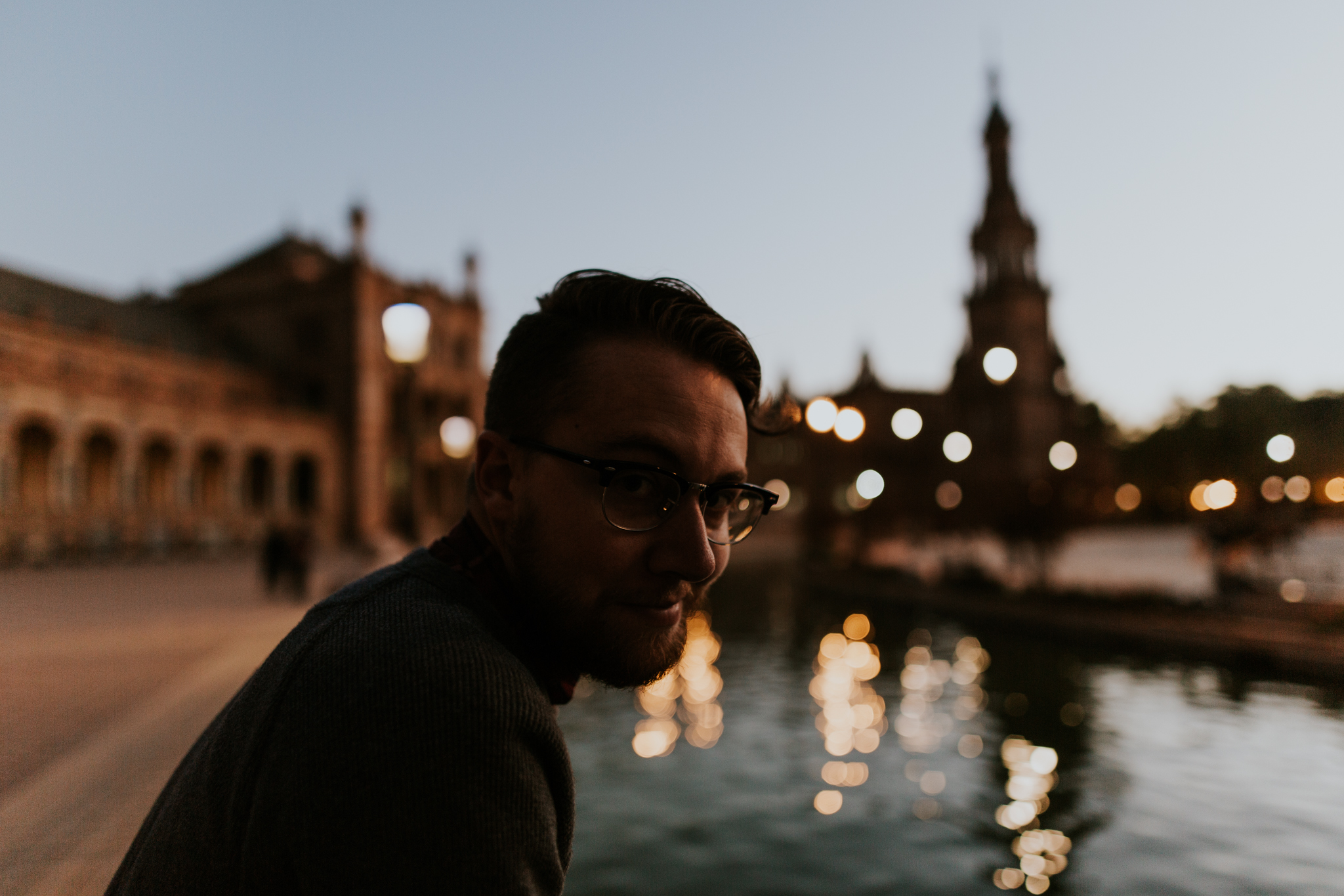 Seville Spain Travel Portrait Photographer