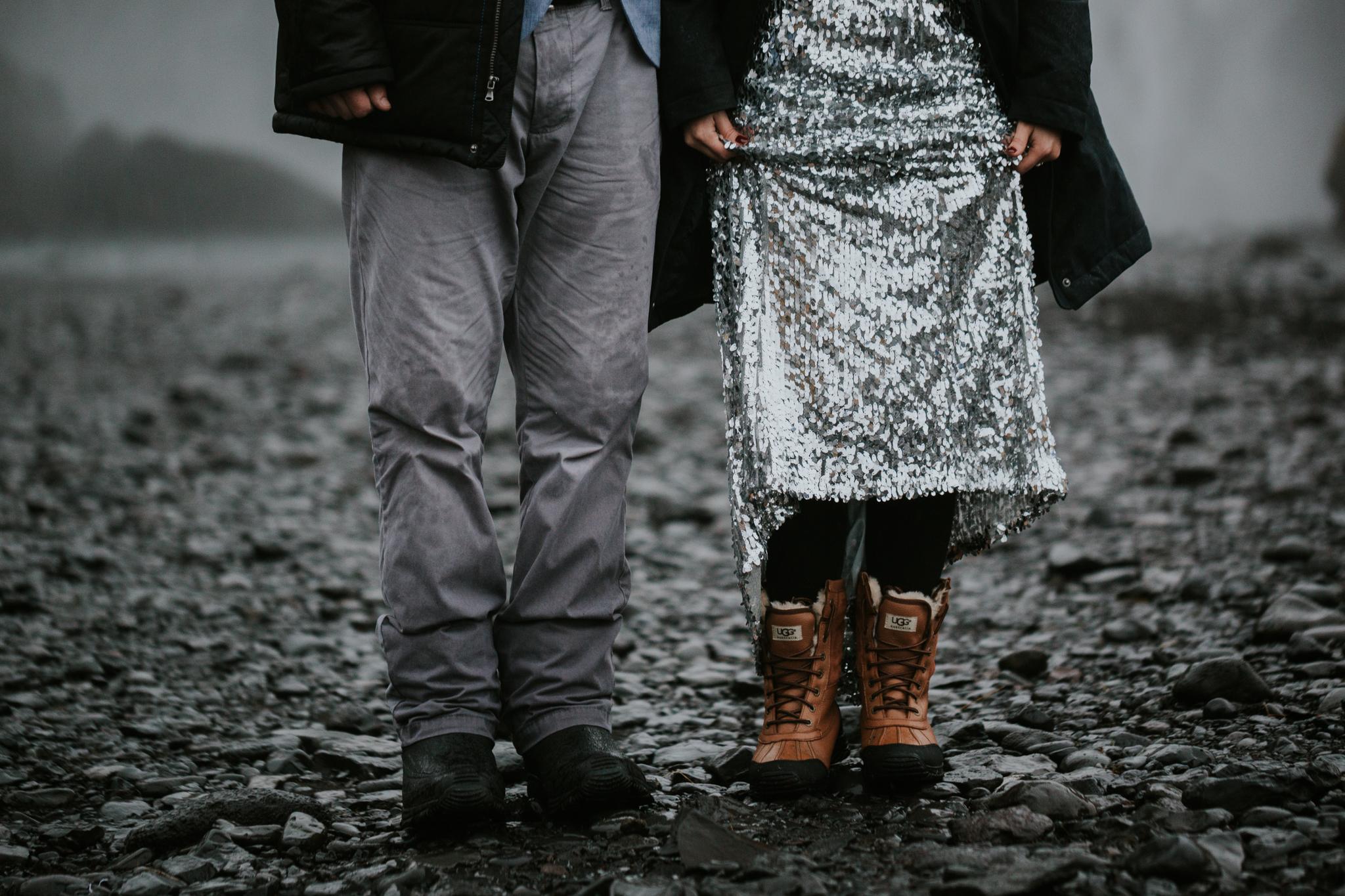 Iceland Engagement - Vow of the Wild 24