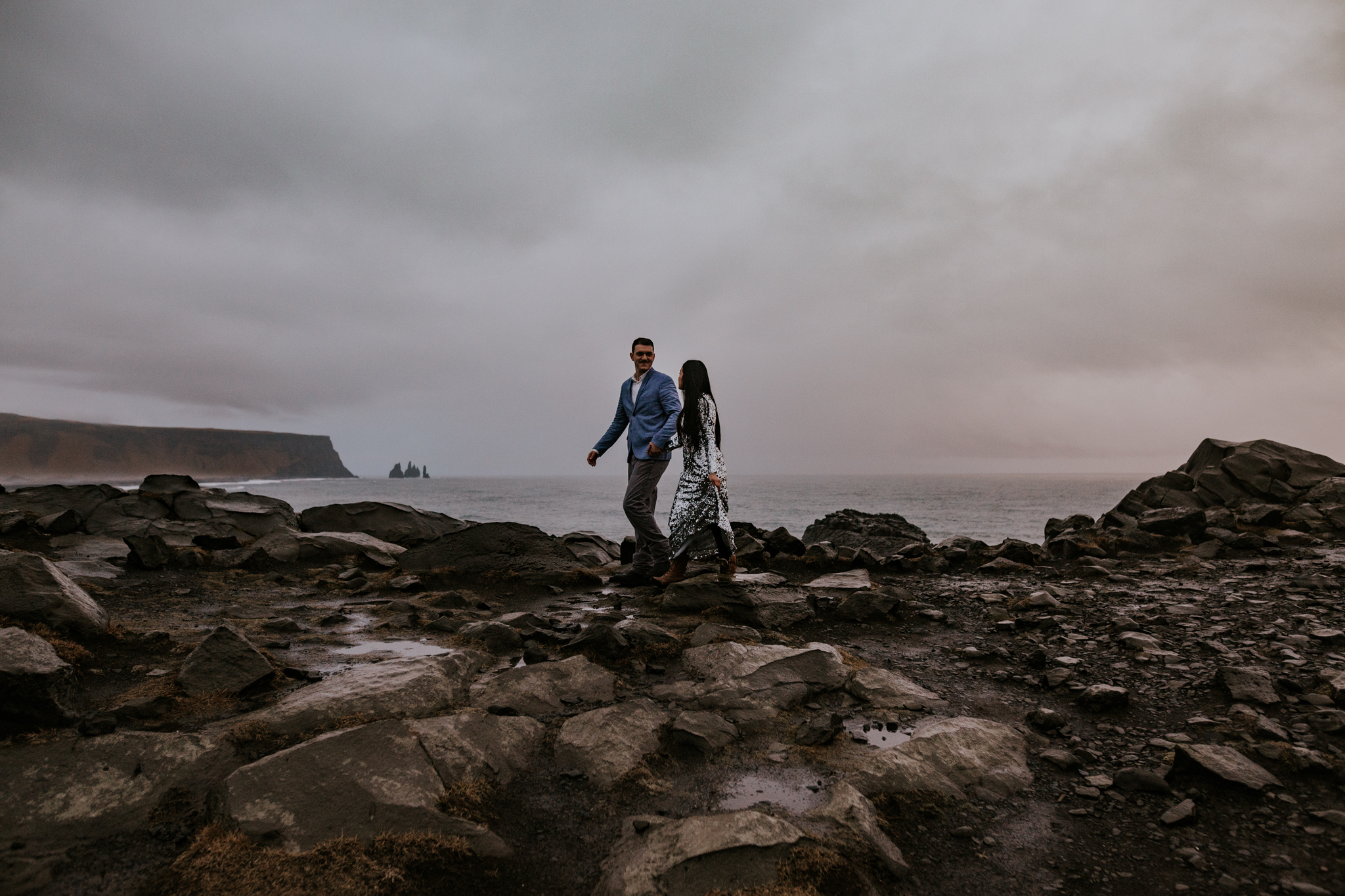 Iceland Engagement - Vow of the Wild 33