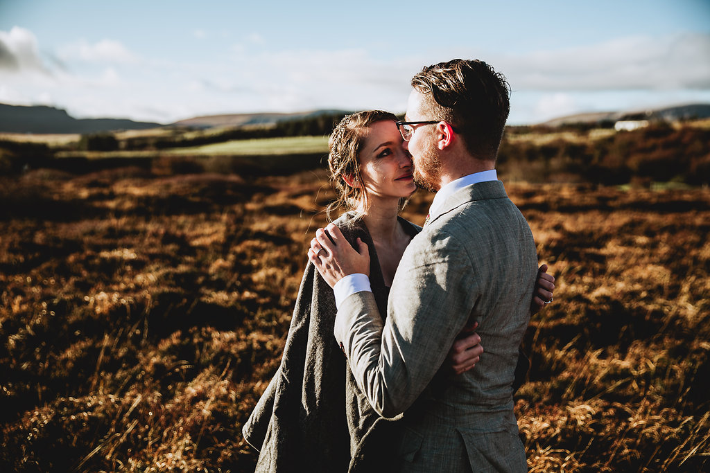 Kilt Rock - Isle of Skye, Scotland - Wedding Videographer - Wedding Photographer