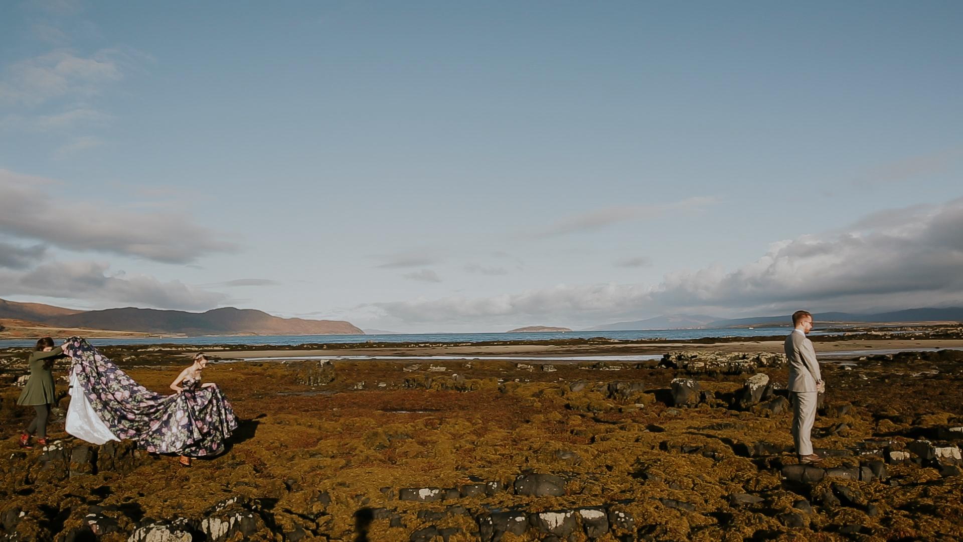 Isle of Skye Wedding Videographer