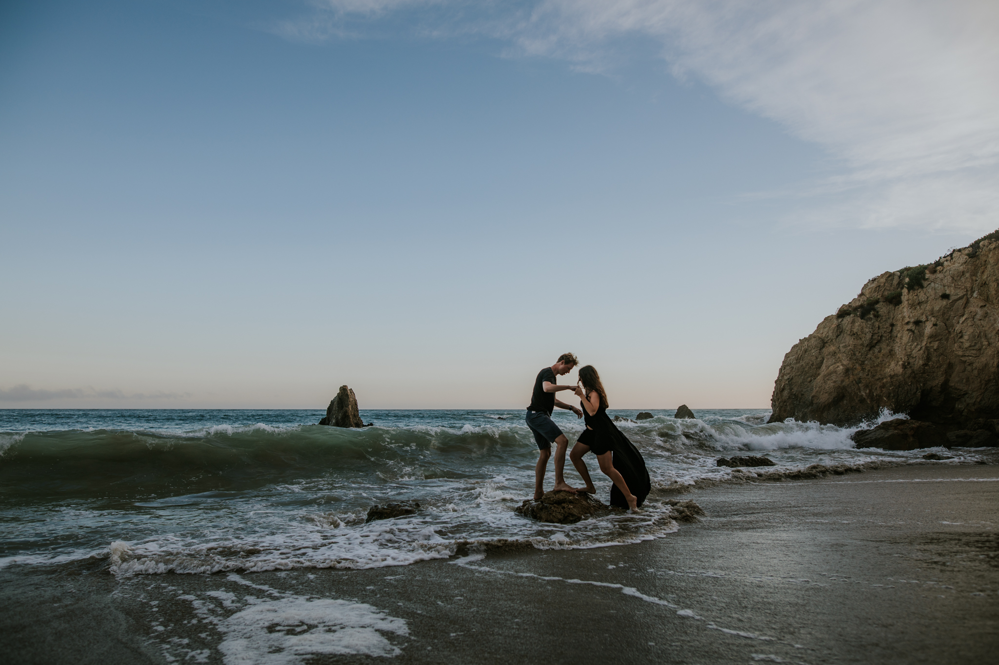 California Elopement Photographer - Vow of the Wild