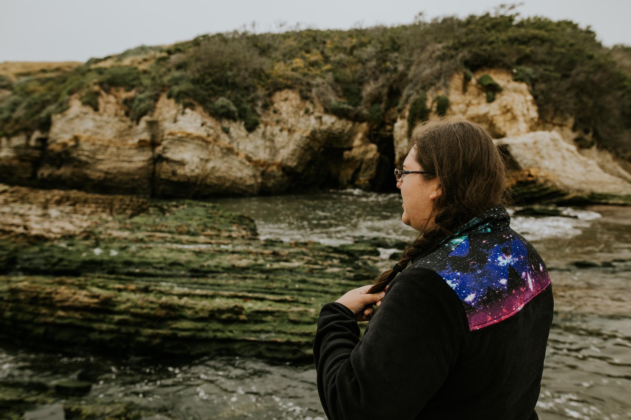 Morro Bay, California - Montaña de Oro State Park - Elopement Photographer - Vow of the Wild