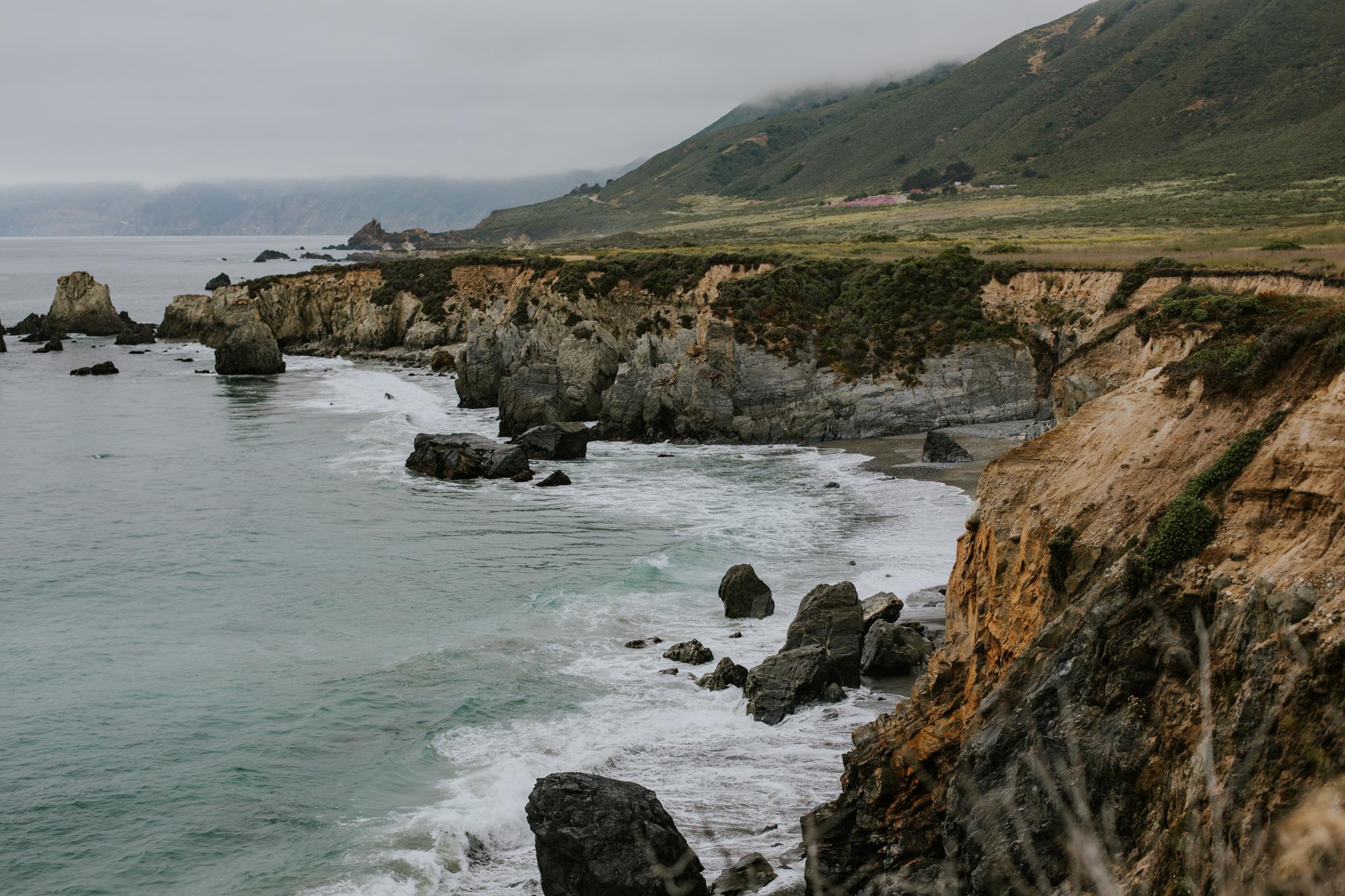 Big Sur, California - Elopement Photographer - Vow of the Wild