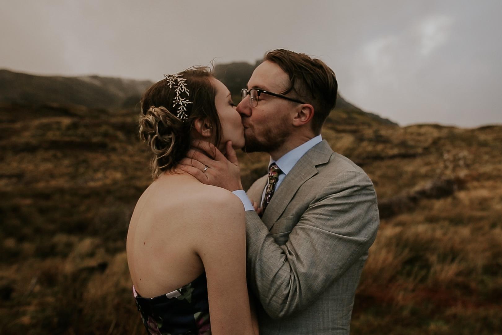 Lisa + Alex   Isle of Skye, Scotland   Wedding Videography