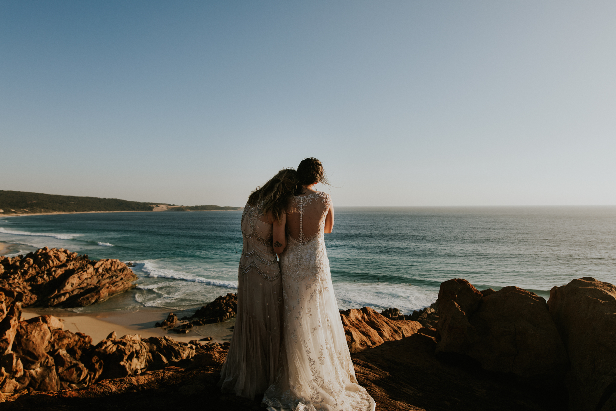Catie + Jessica | Western Australia | Elopement Photo + Video