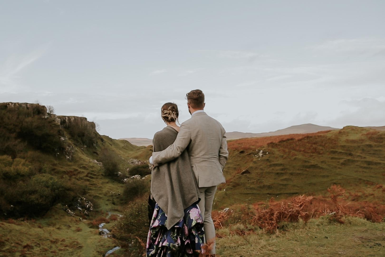 Lisa + Alex | Isle of Skye, Scotland | Wedding Videography