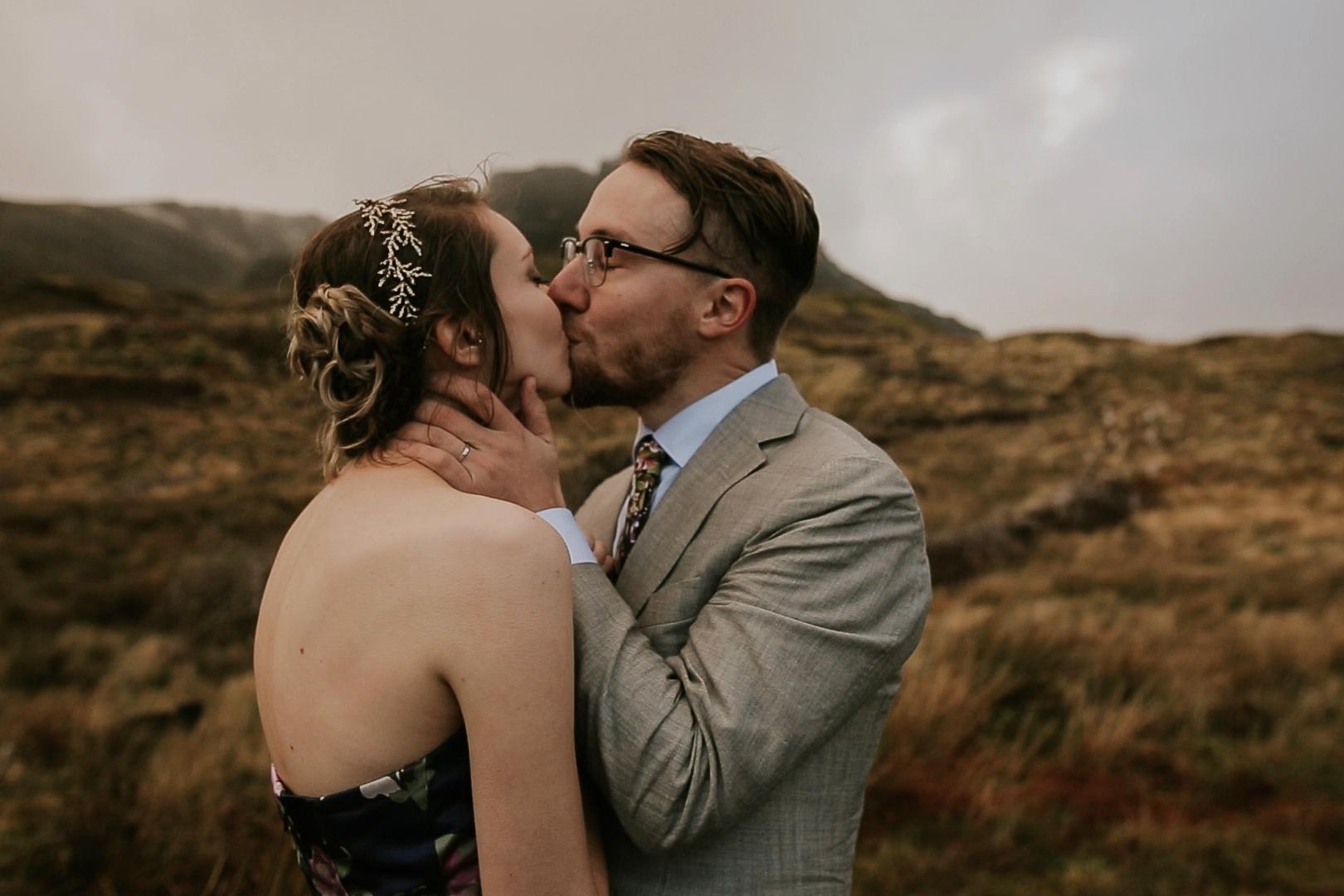 Lisa + Alex | Isle of Skye Elopement Videography