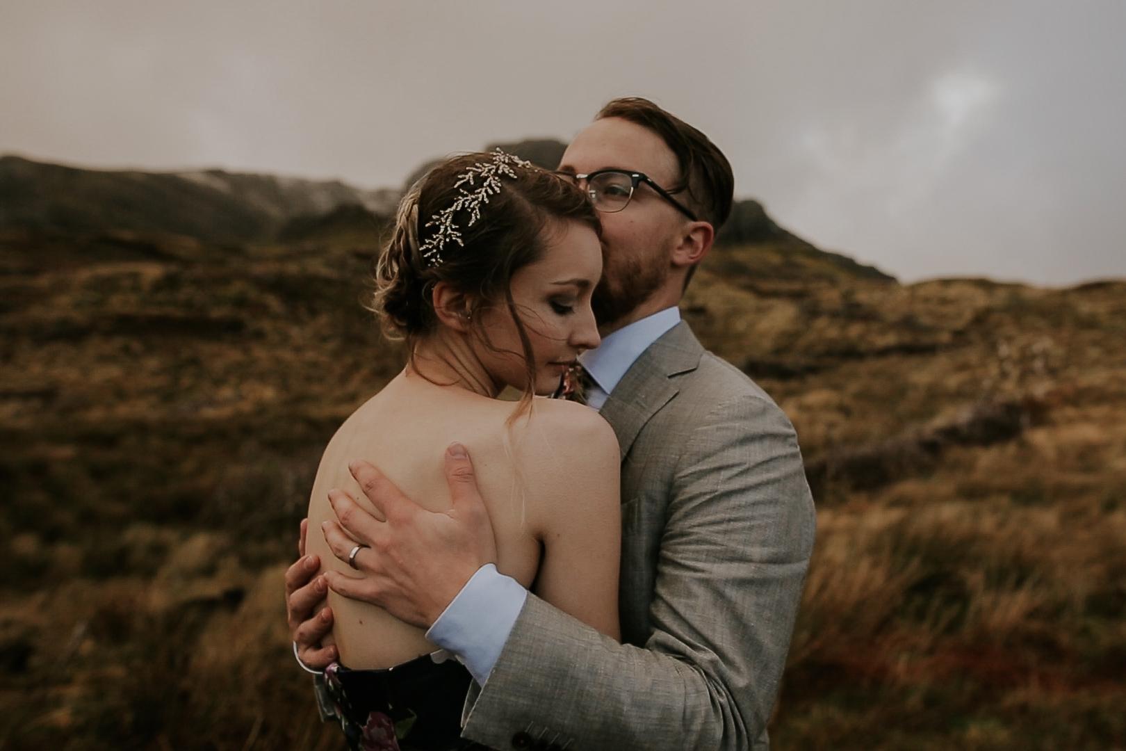 Lisa + Alex | Isle of Skye Wedding Videography