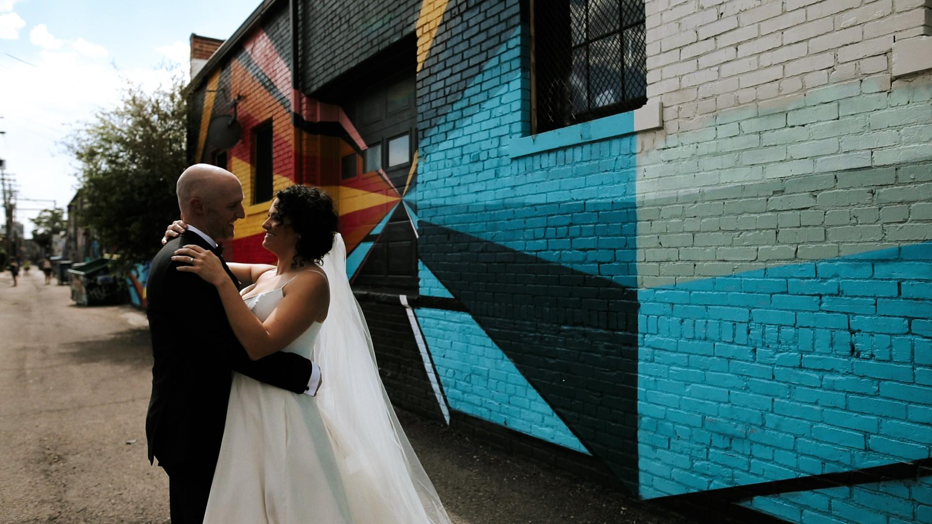 Colorado Wedding Videographer