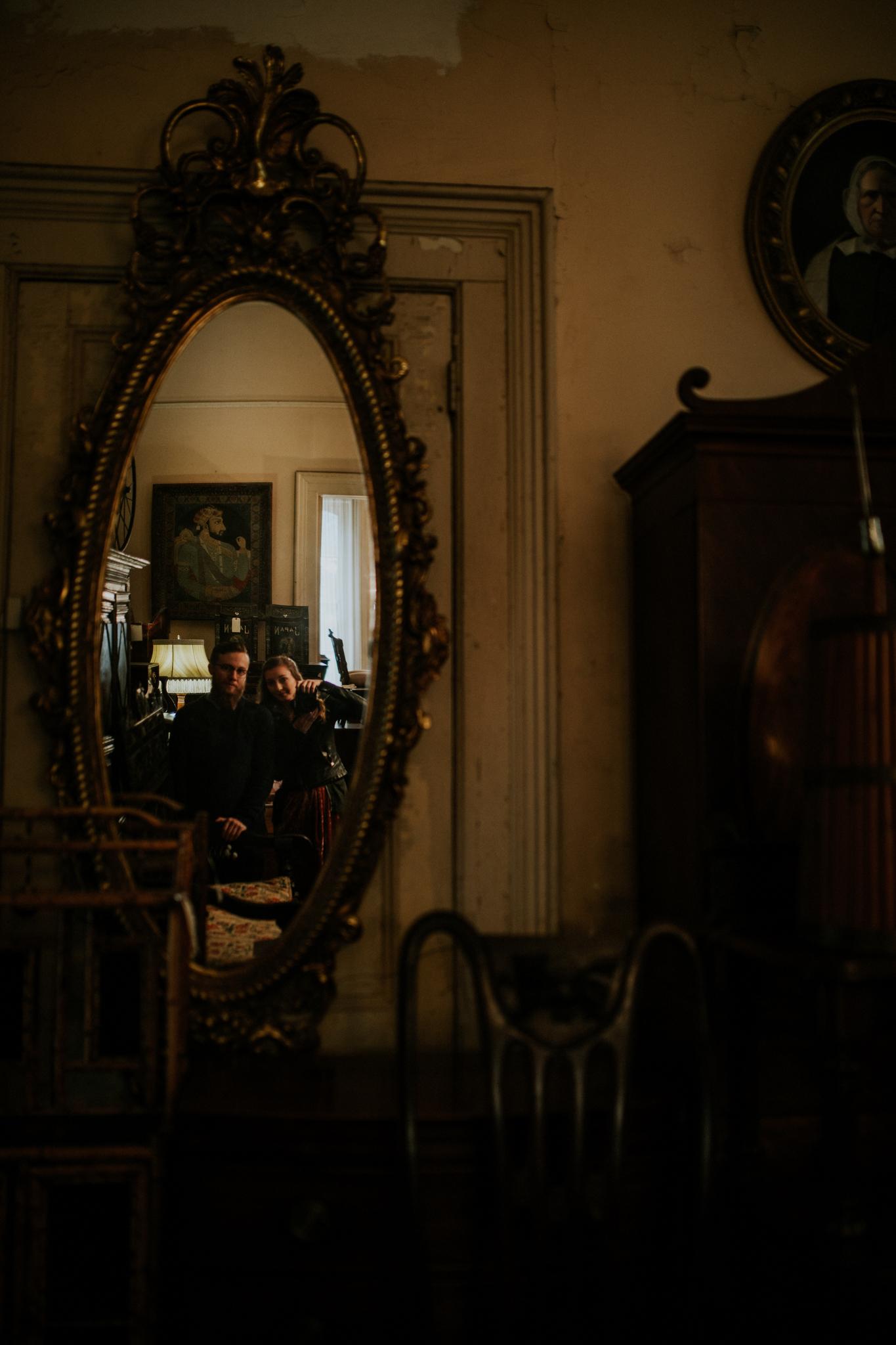 Alex Raskin Antiques - Savannah Georgia Travel - Destination Elopement Photographer - Vow of the Wild