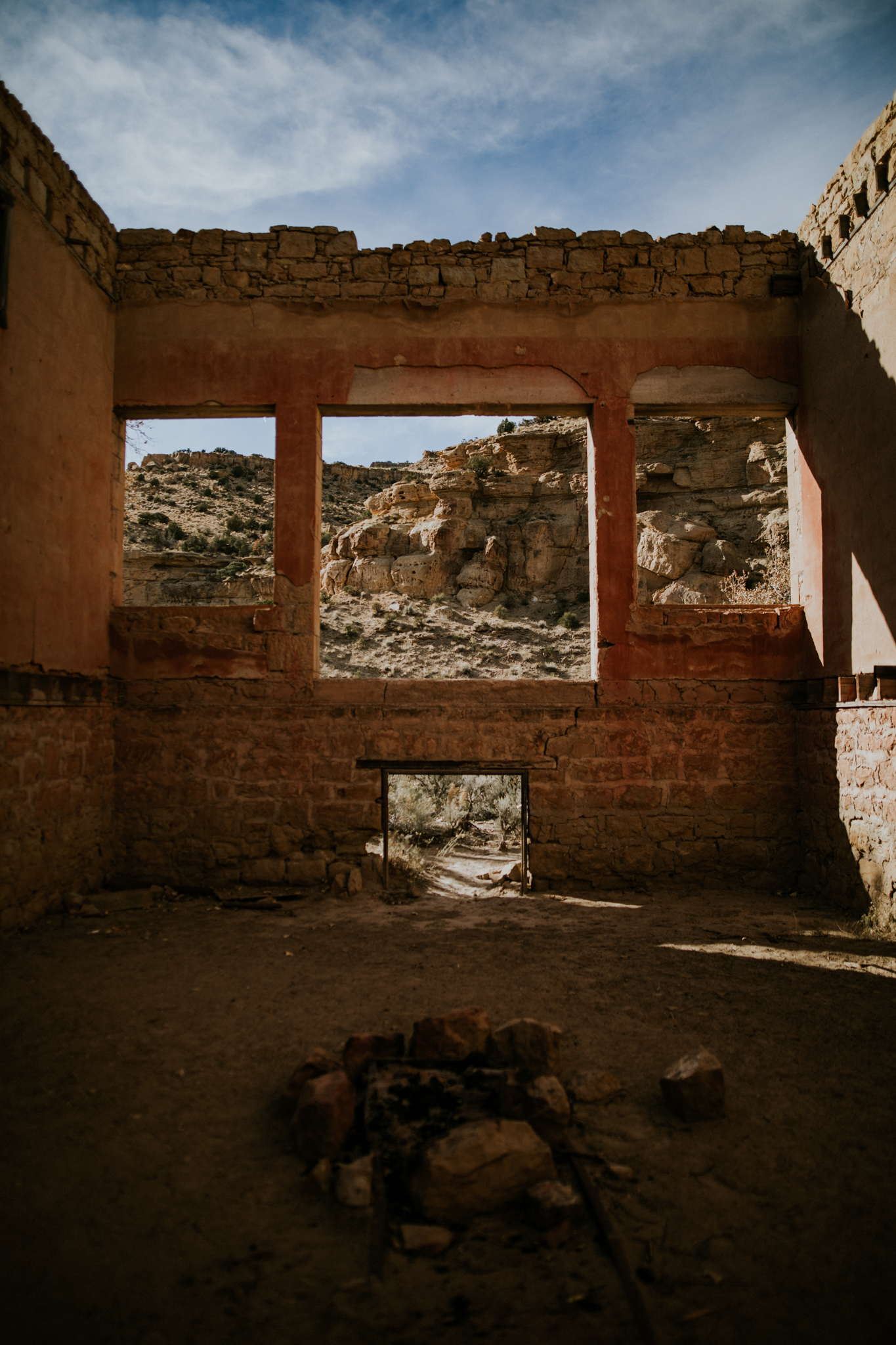 Ghost Town - Moab Elopement Photographer - Moab Elopement Videographer - Vow of the Wild