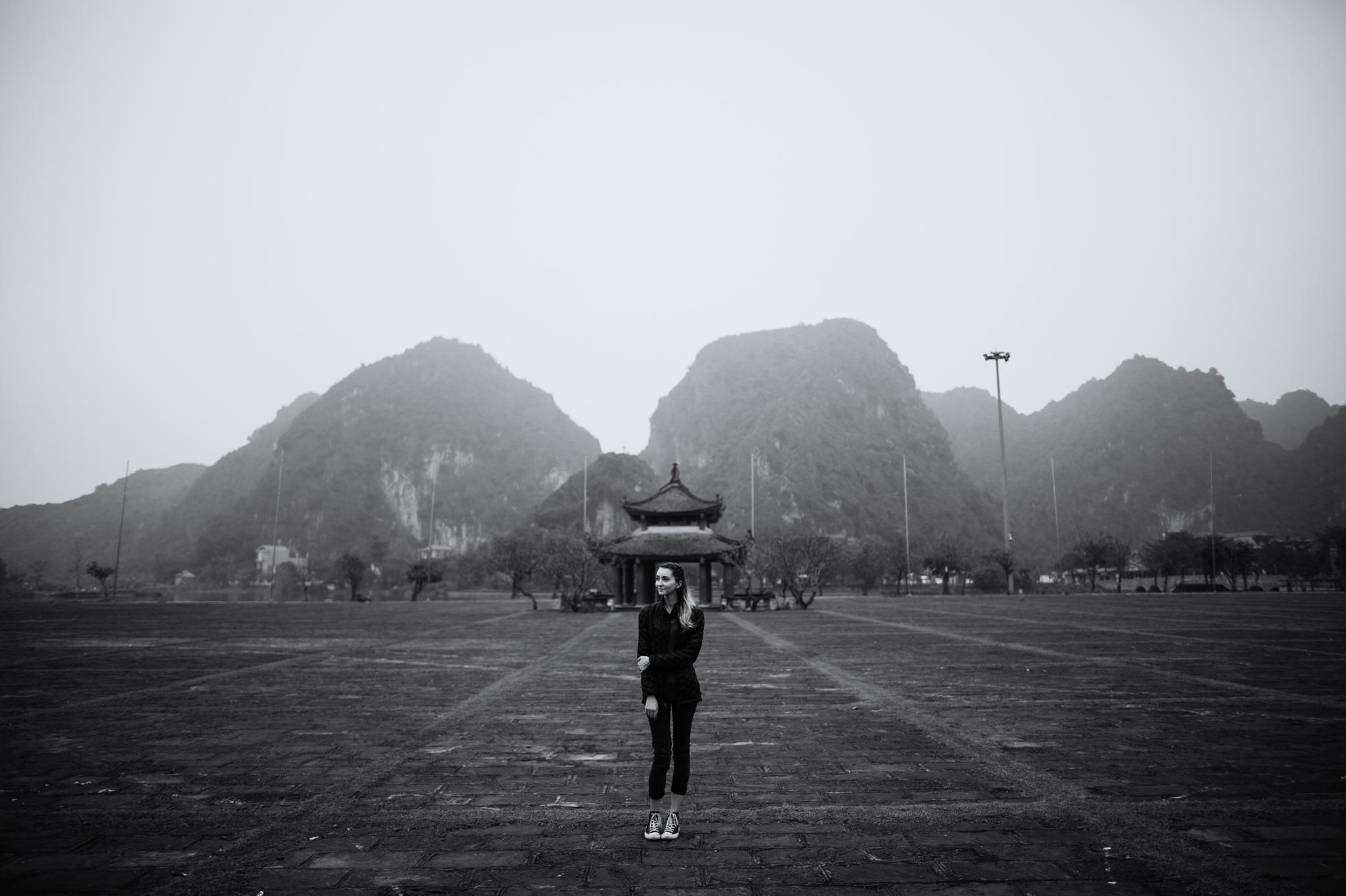Hoa Lu temples of the Dinh & Le Dynasties - Ninh Binh Vietnam   Destination Elopement Photographer   Vow of the Wild
