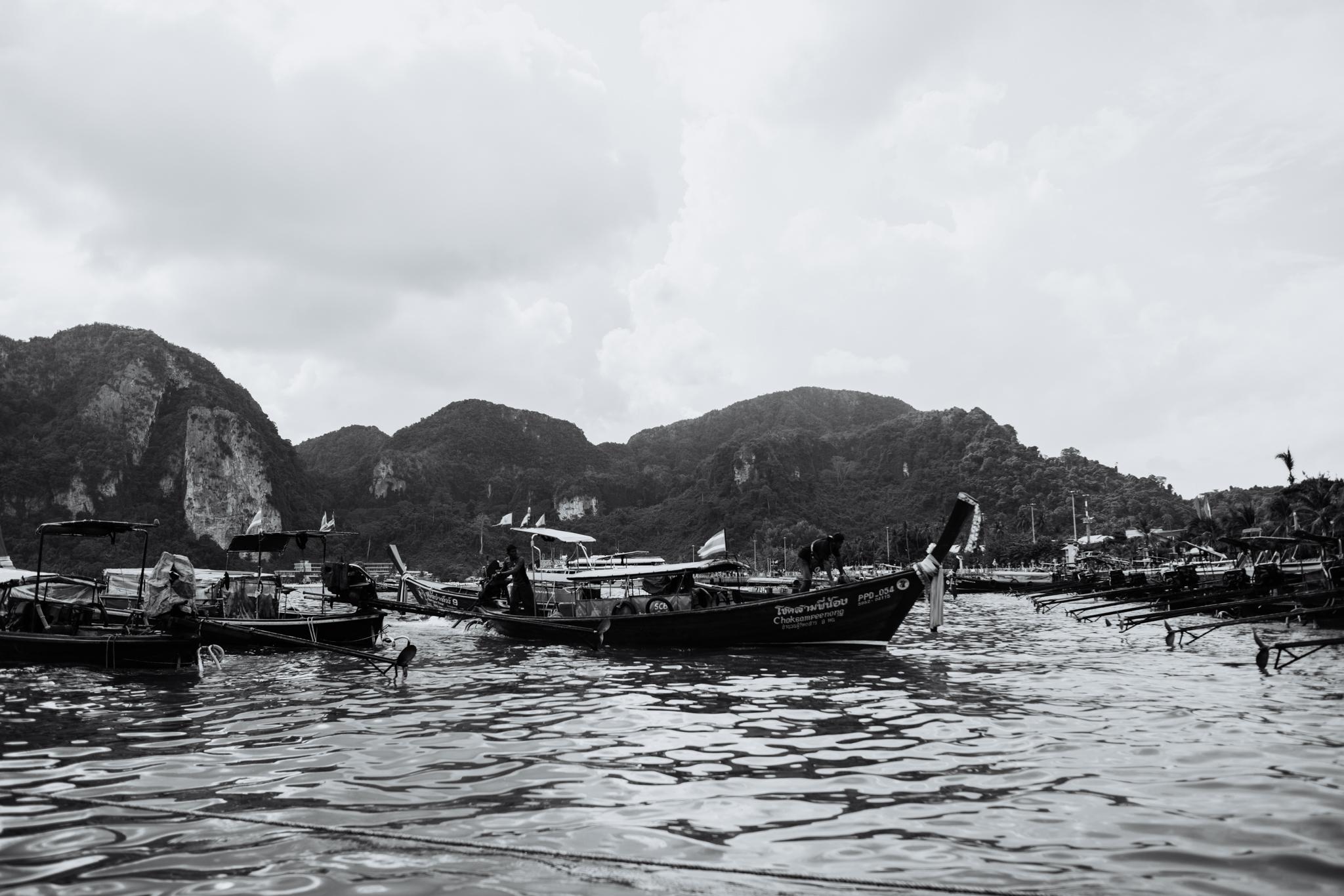 Ko Phi Phi, Thailand | Destination Elopement Photographer | Vow of the Wild