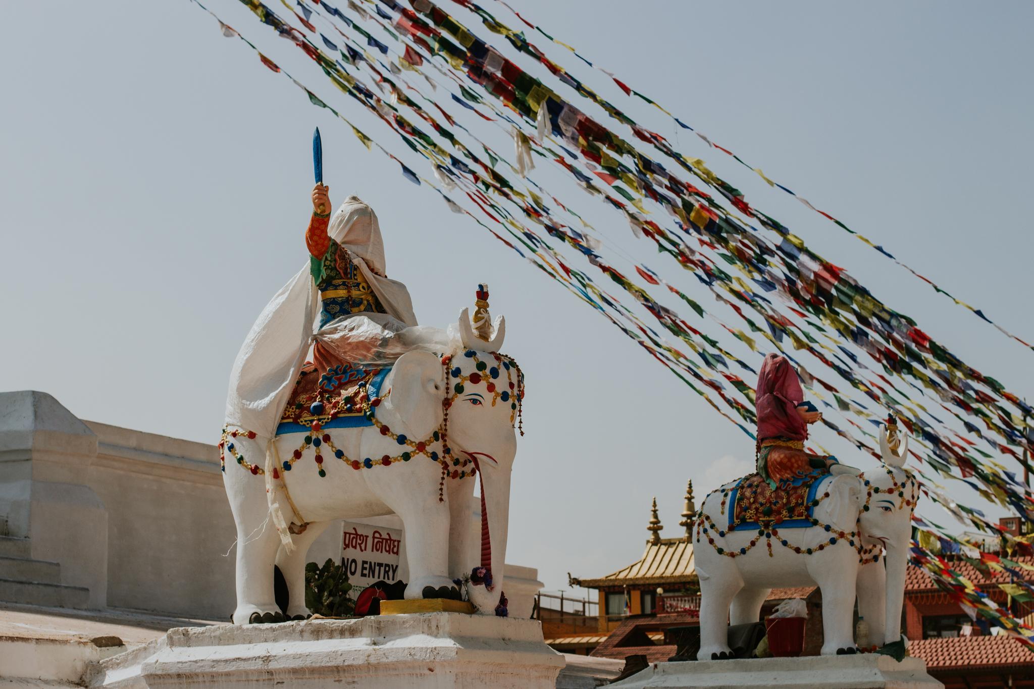 Kathmandu, Nepal | Destination Elopement Photographer | Vow of the Wild