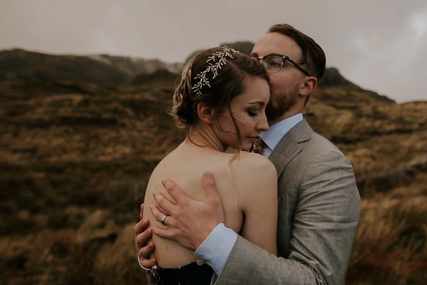 Lisa + Alex | Isle of Skye, Scotland | Elopement Videography