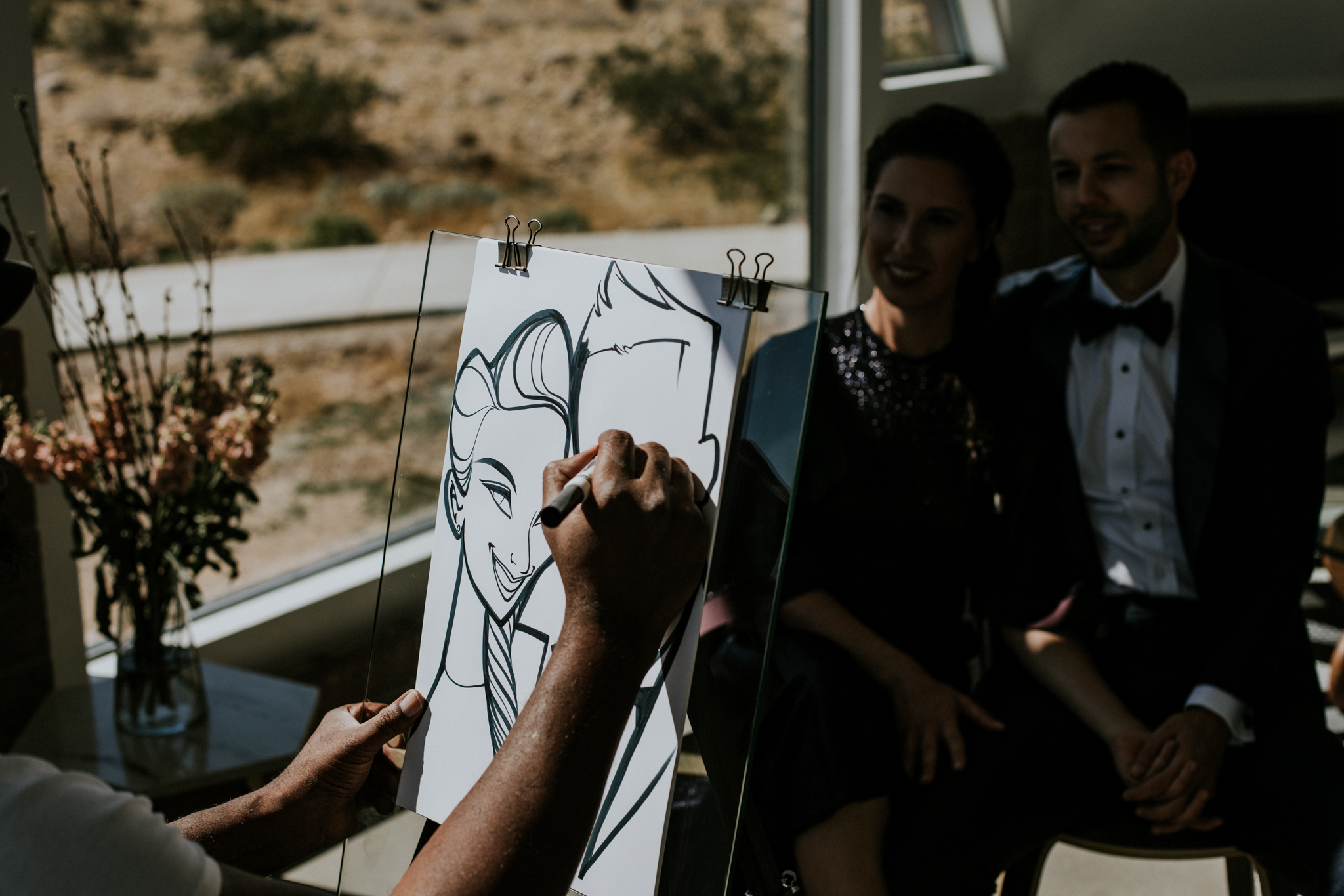 Palm Springs, California   Colorado Elopement Photographer   Vow of the Wild