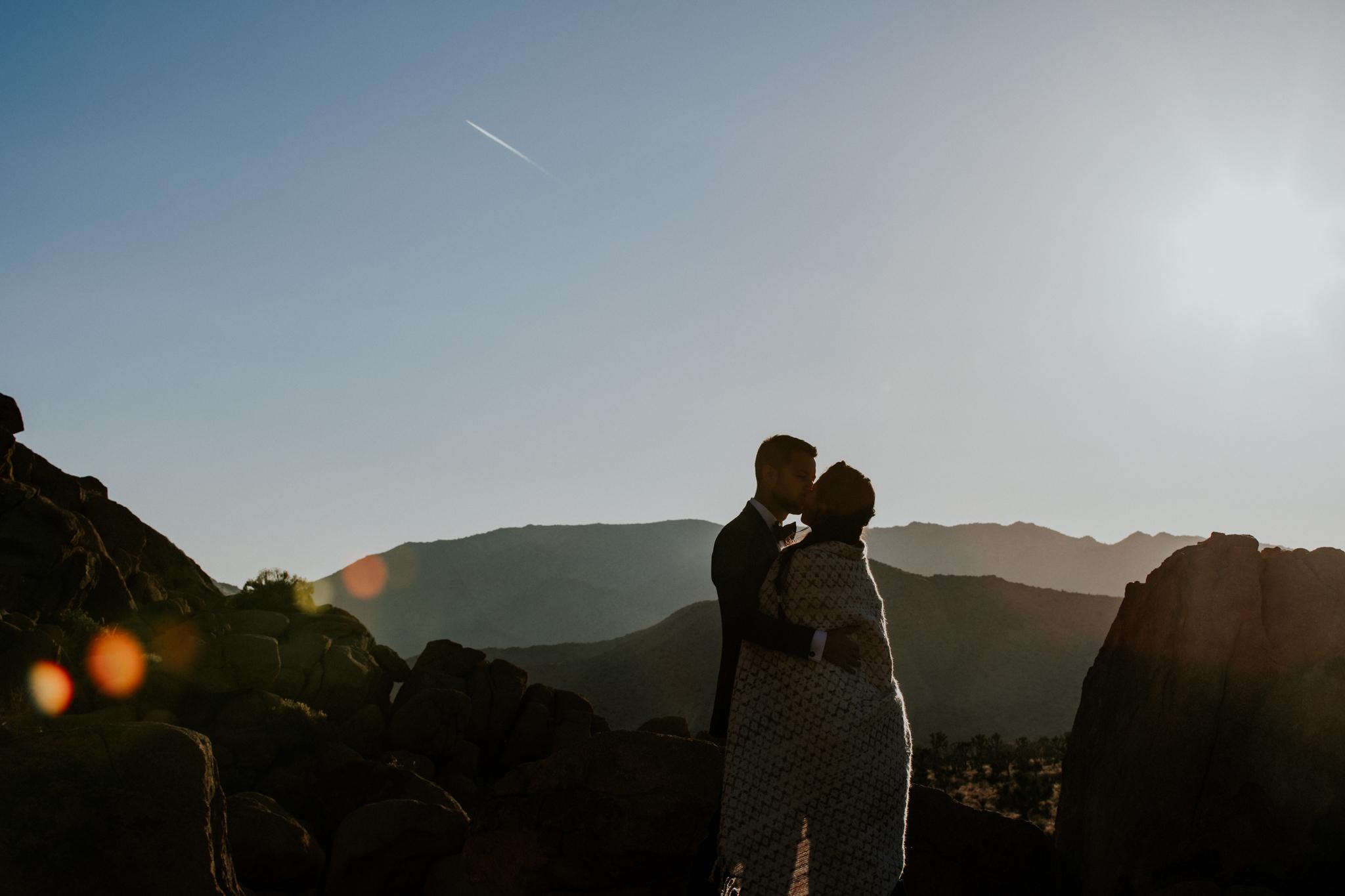 Joshua Tree National Park, California   Colorado Elopement Photographer   Vow of the Wild