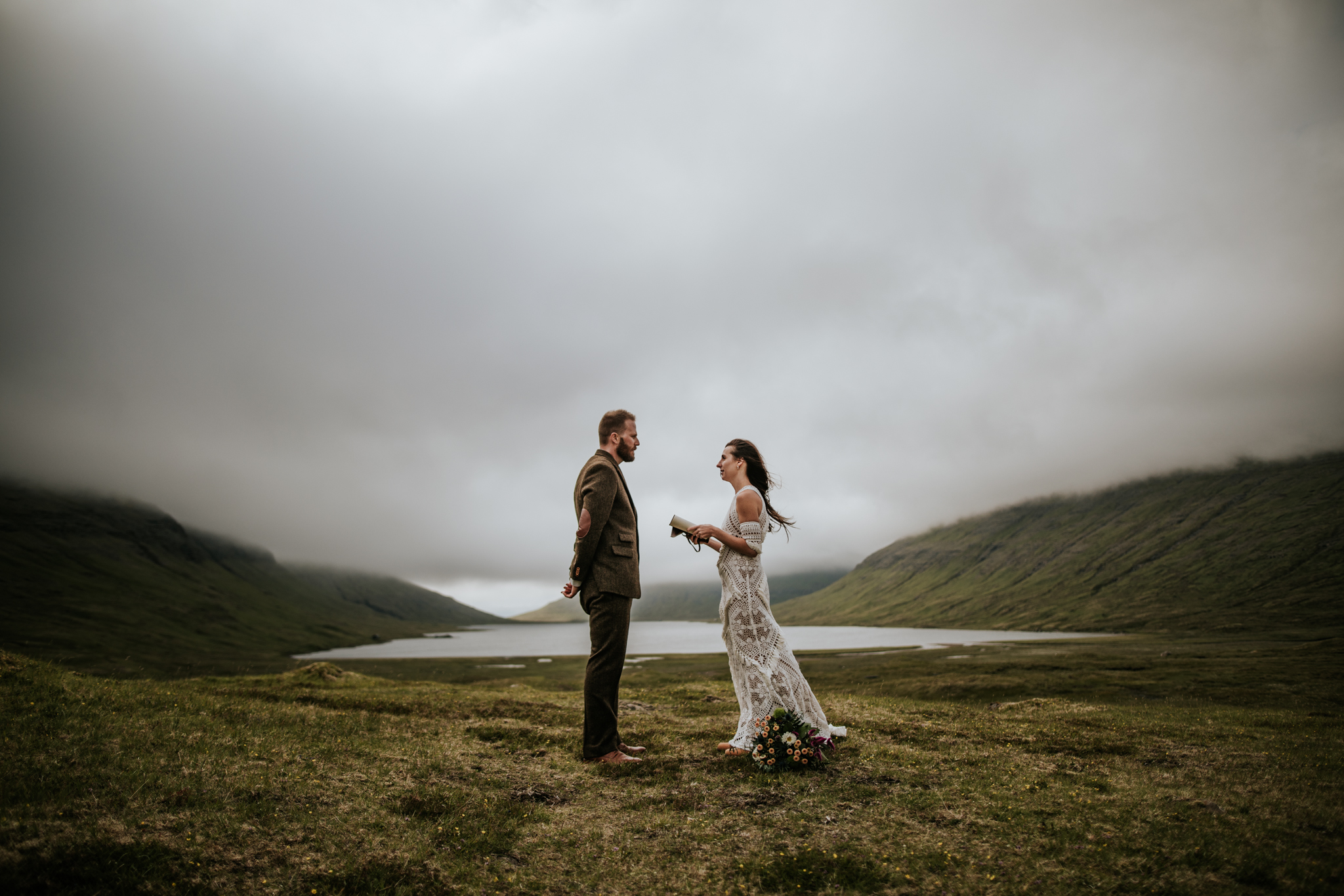 Brittany + Justin | Faroe Islands | Elopement Photo + Video