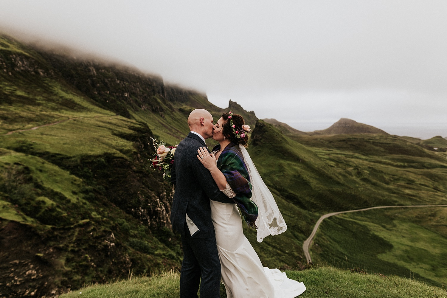 Cat + Matt | Isle of Skye | Elopement Photo + Video