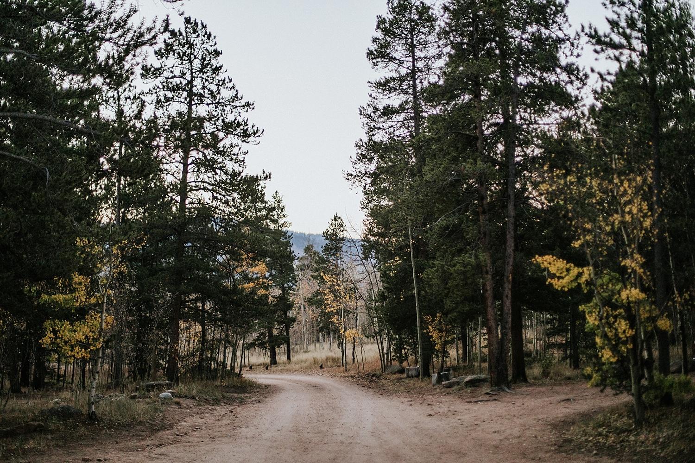 Colorado Mountain Engagement Photos | Adventure Session | Colorado Elopement Photographer