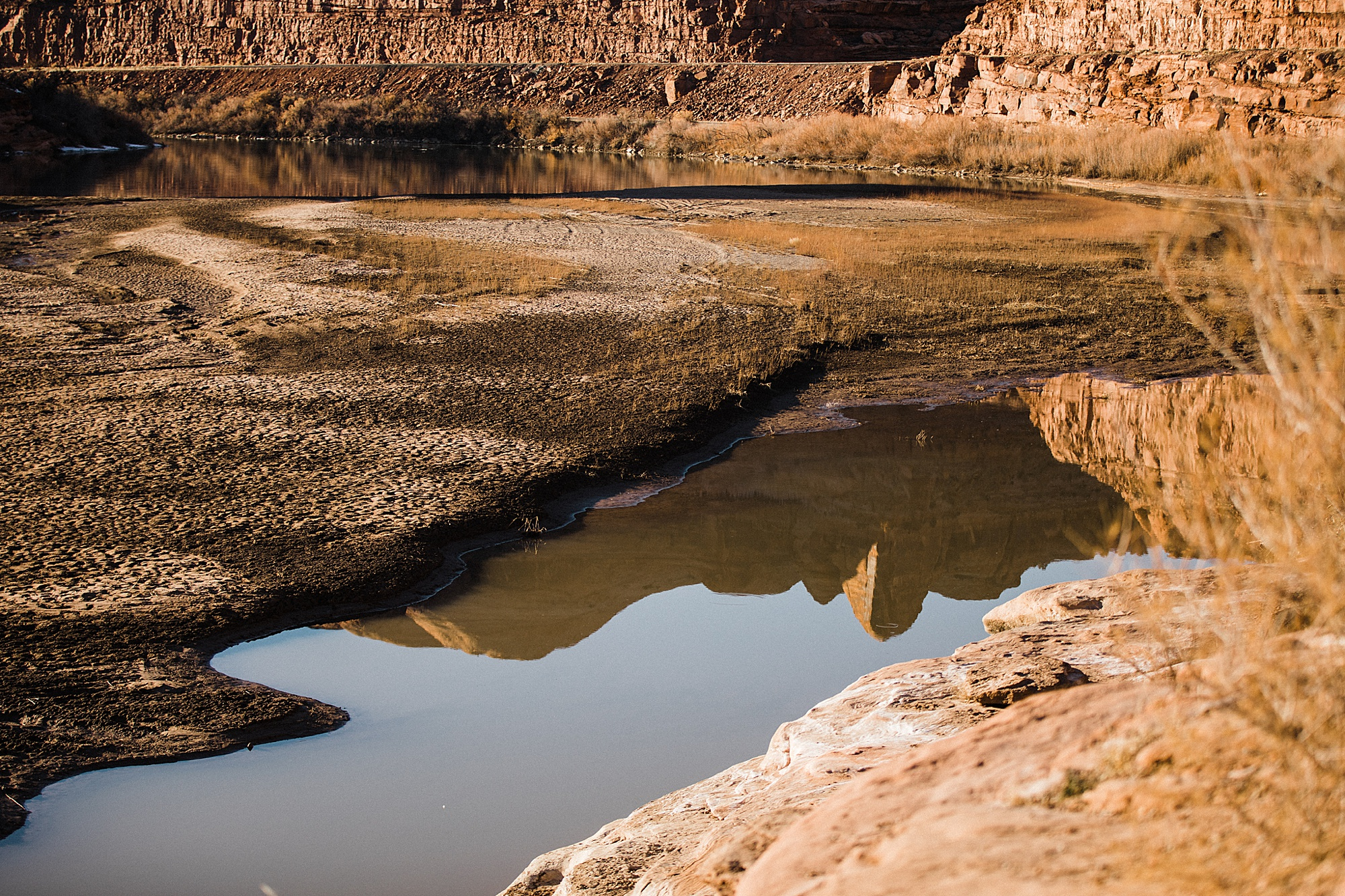 Moab Adventure Session | Moab Elopement Photographer | Vow of the Wild