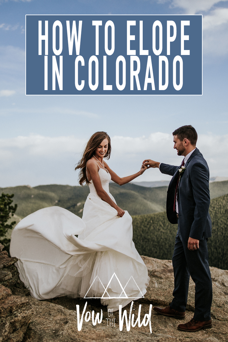 Colorado Elopement Planning Guide | Vow of the Wild
