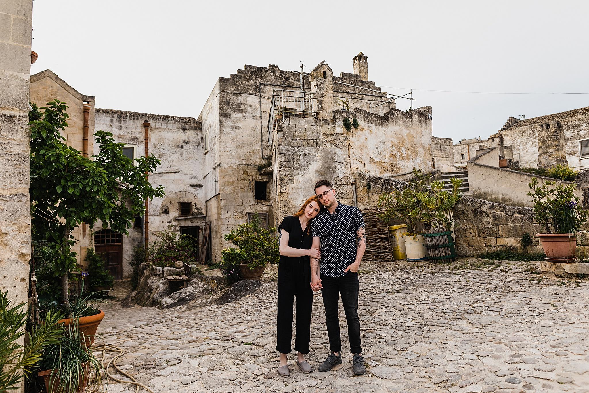 Matera Elopement | Italy Destination Elopement Photographer + Videographer | Vow of the Wild