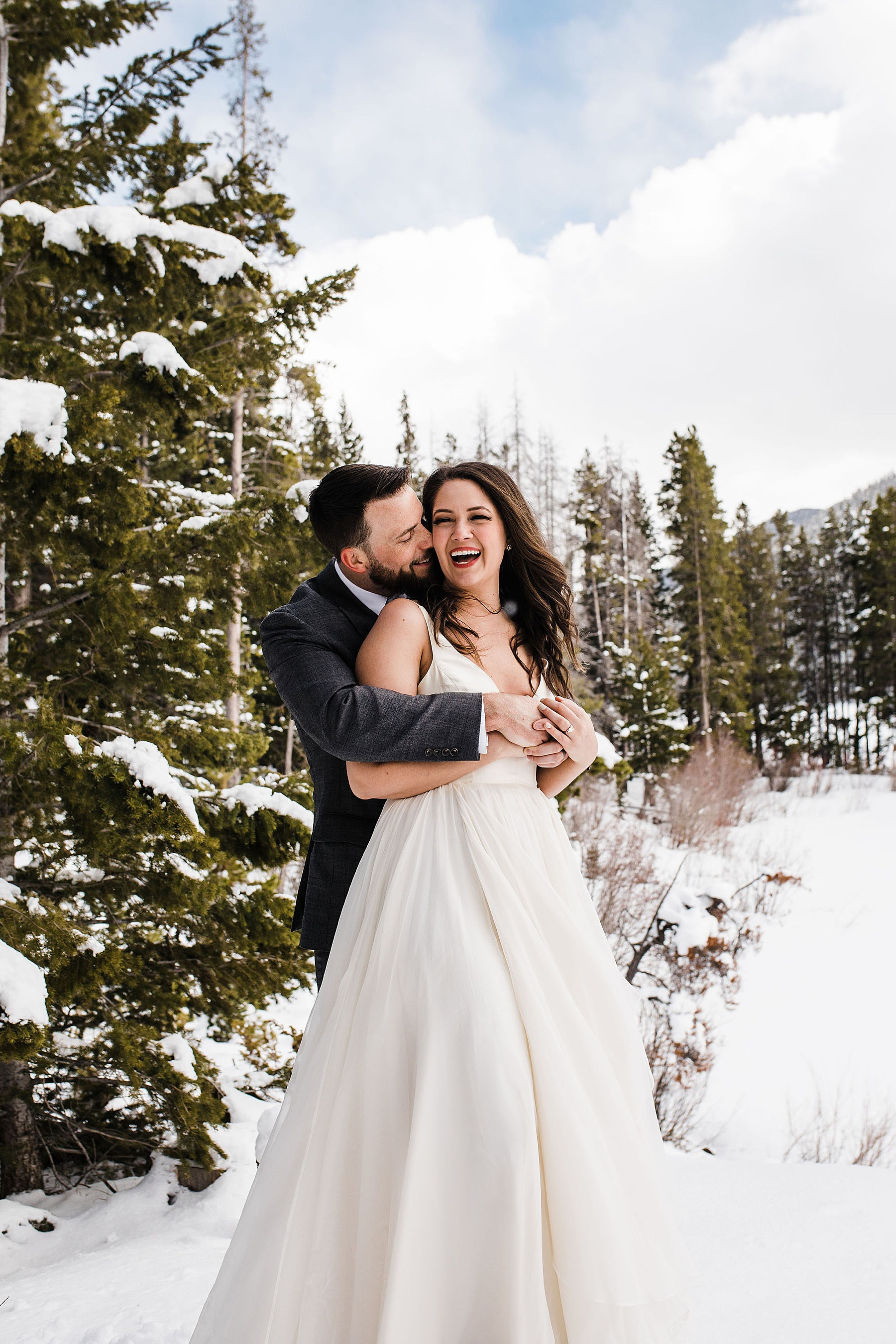 Colorado Hiking Elopement | Colorado Elopement Photographer + Videographer | Vow of the Wild