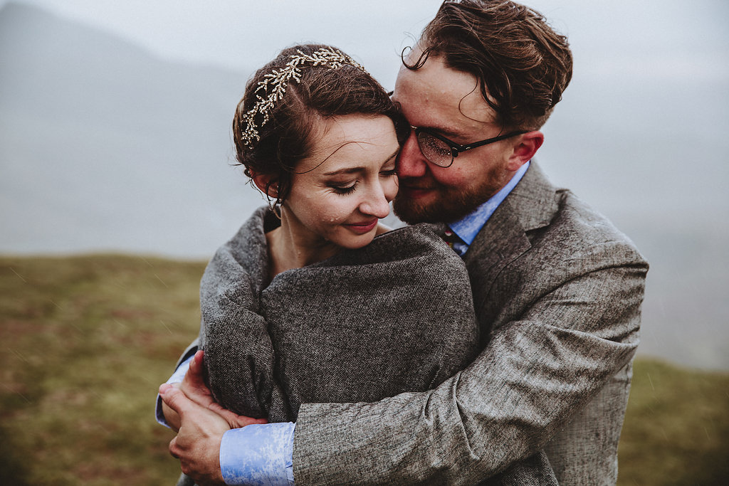 Isle of Skye Elopement Photographer