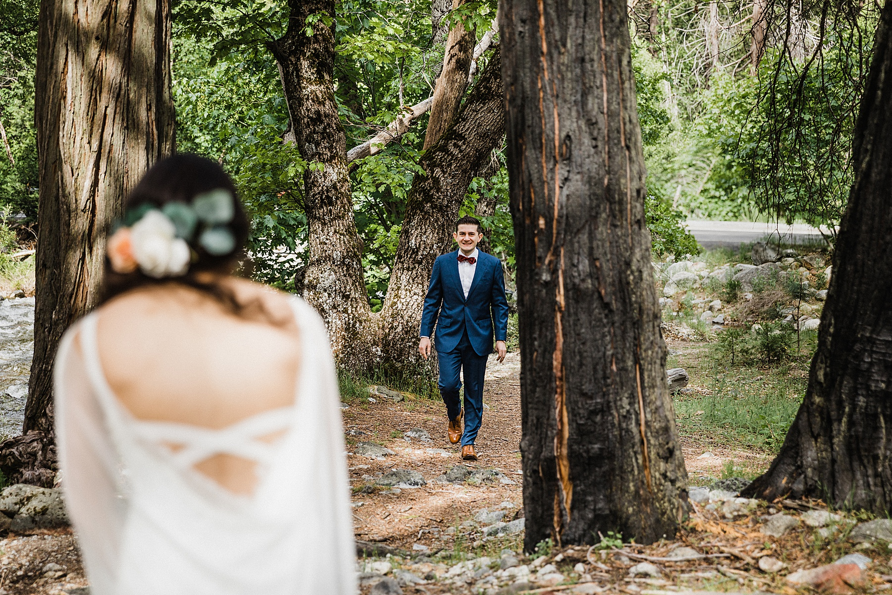 Glacier Point | Yosemite Elopement | California Elopement Photographer | Vow of the Wild