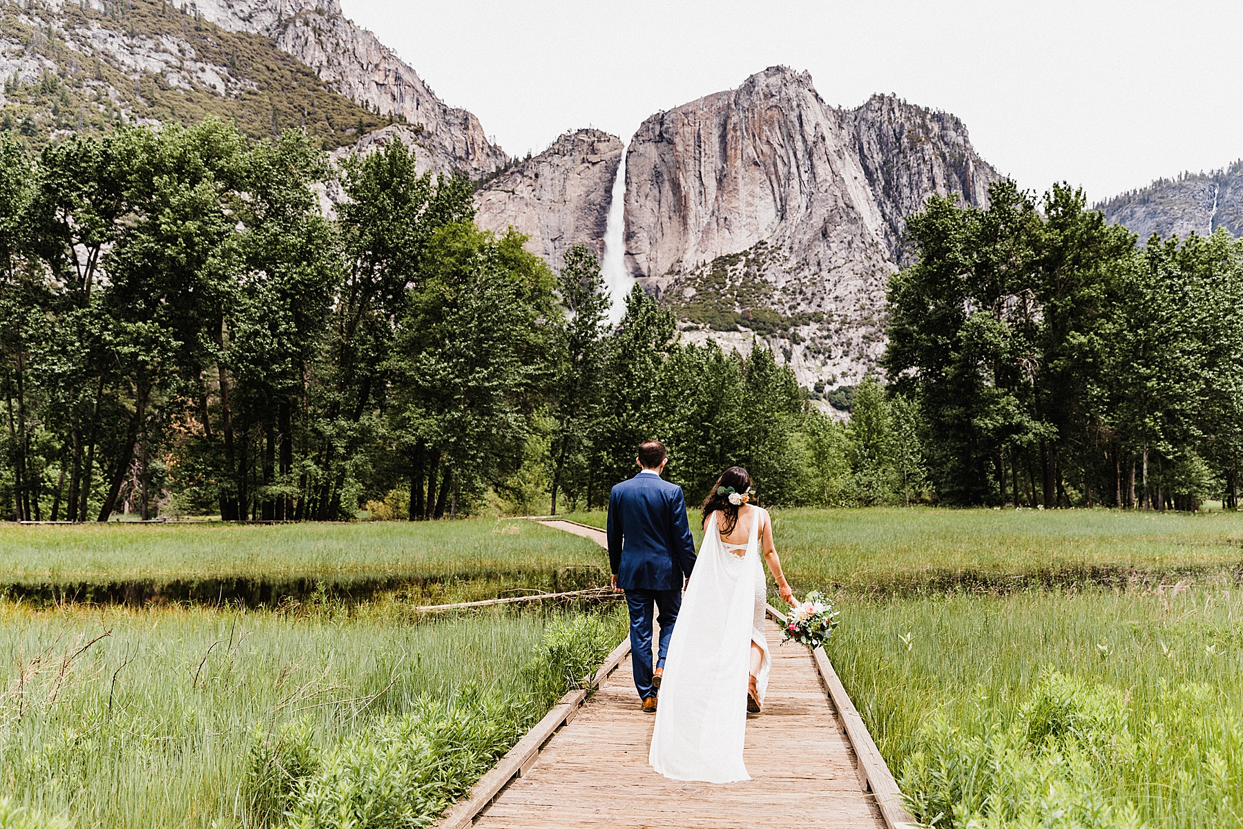 Yosemite Elopement | California Elopement Photographer | Vow of the Wild