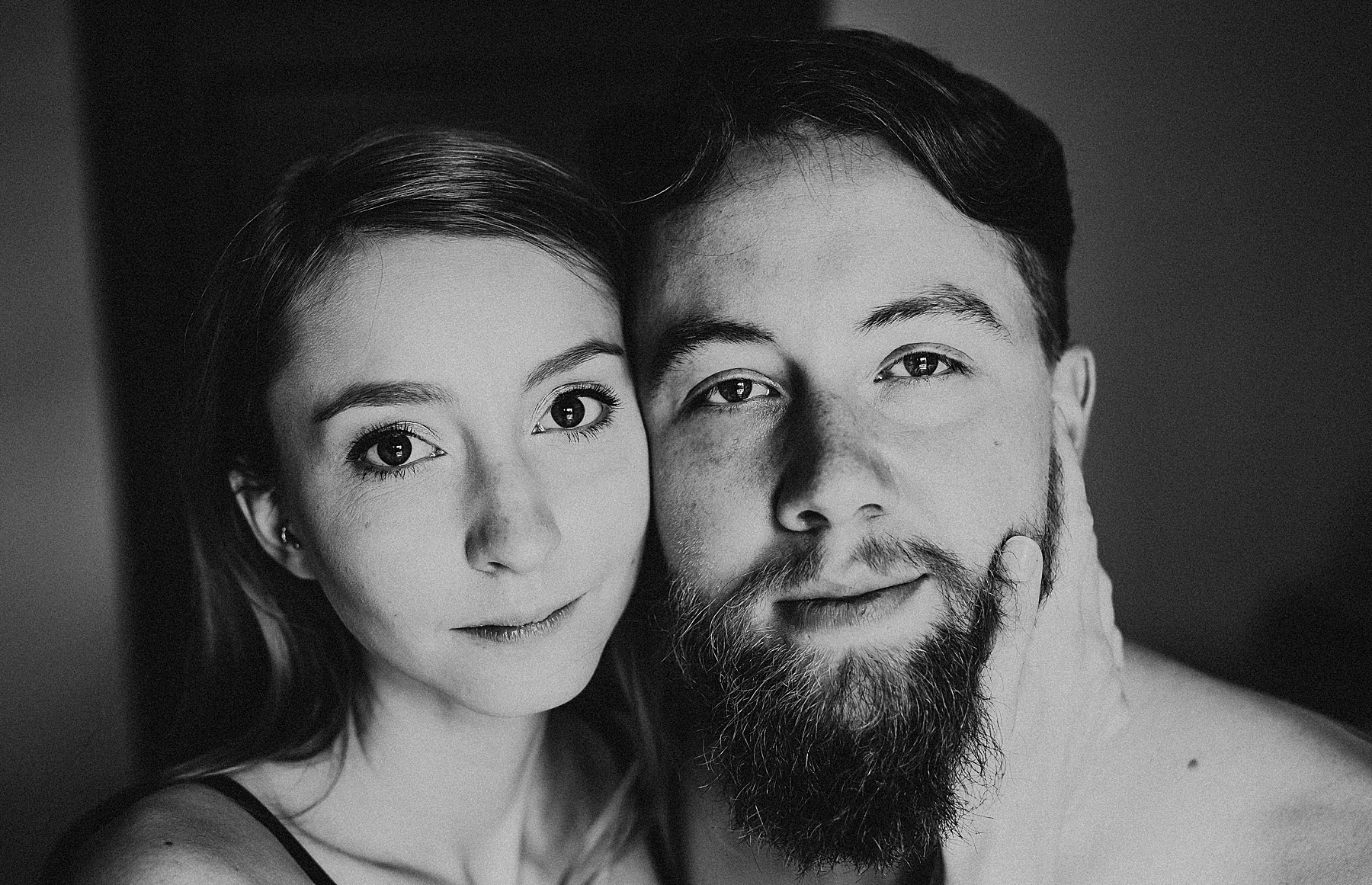 Fearless Photography | In-Home Couples Session