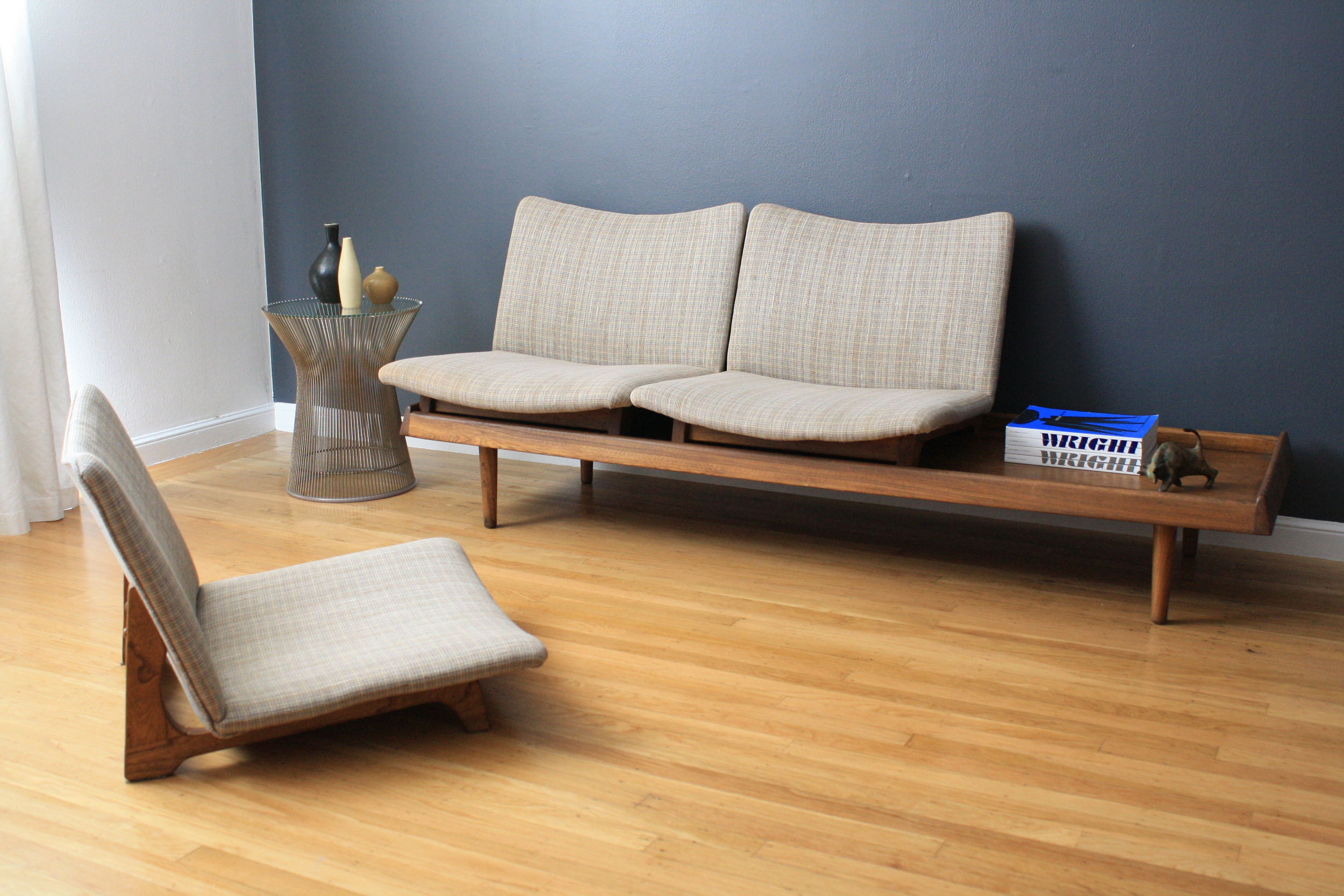 Mid-Century Modern Modular Seating Group