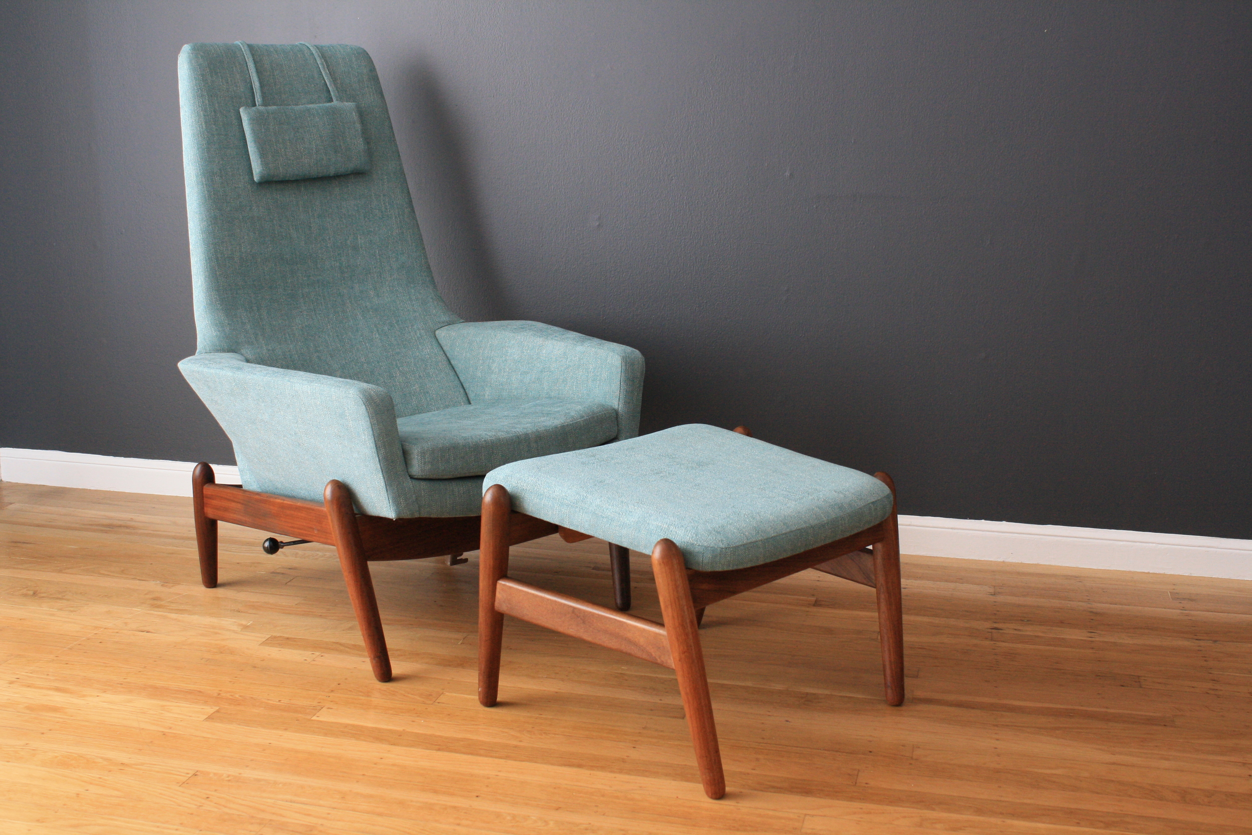 Copy of Adrian Pearsall Lounge Chair