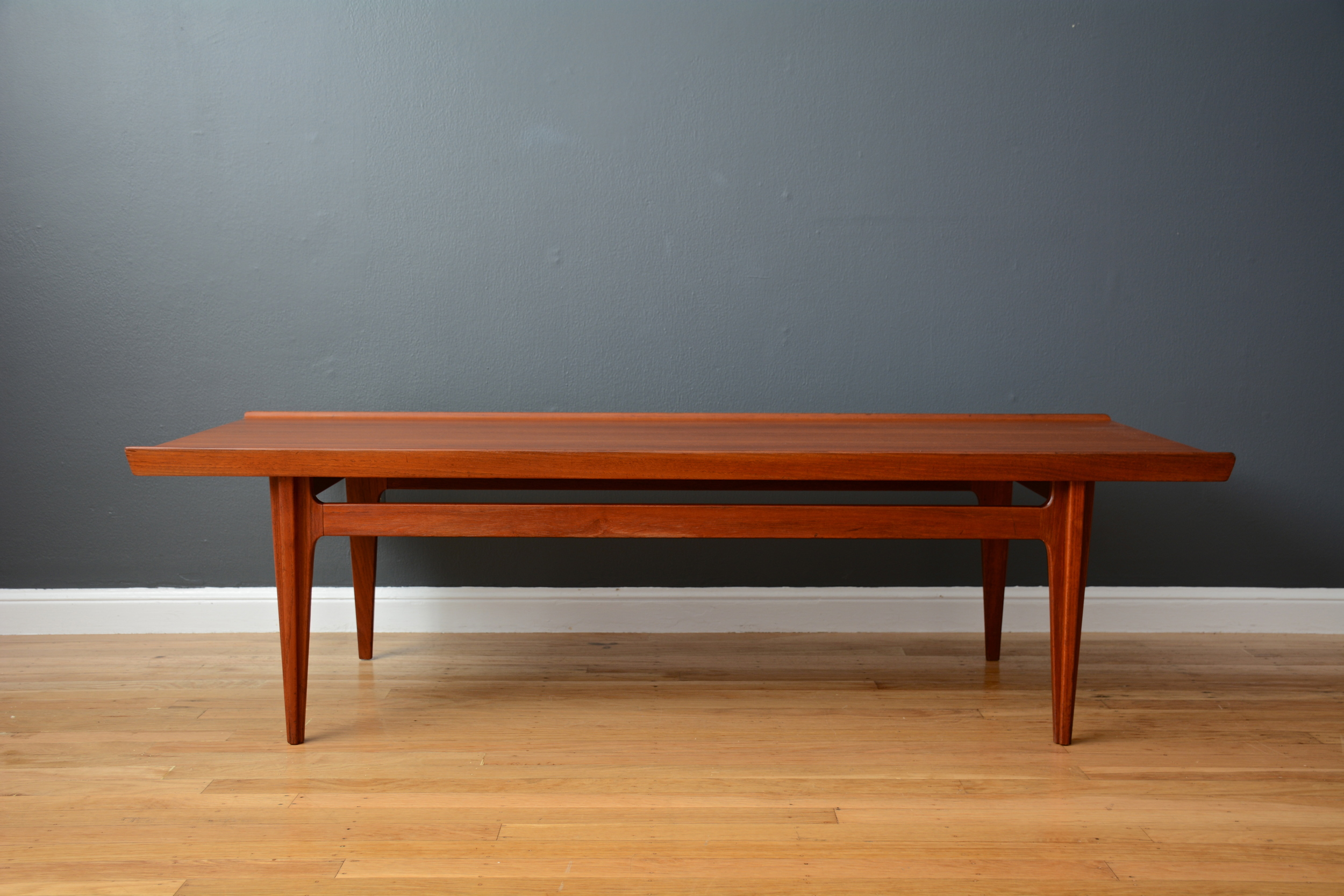 Danish Modern Teak Coffee Table by Finn Juhl
