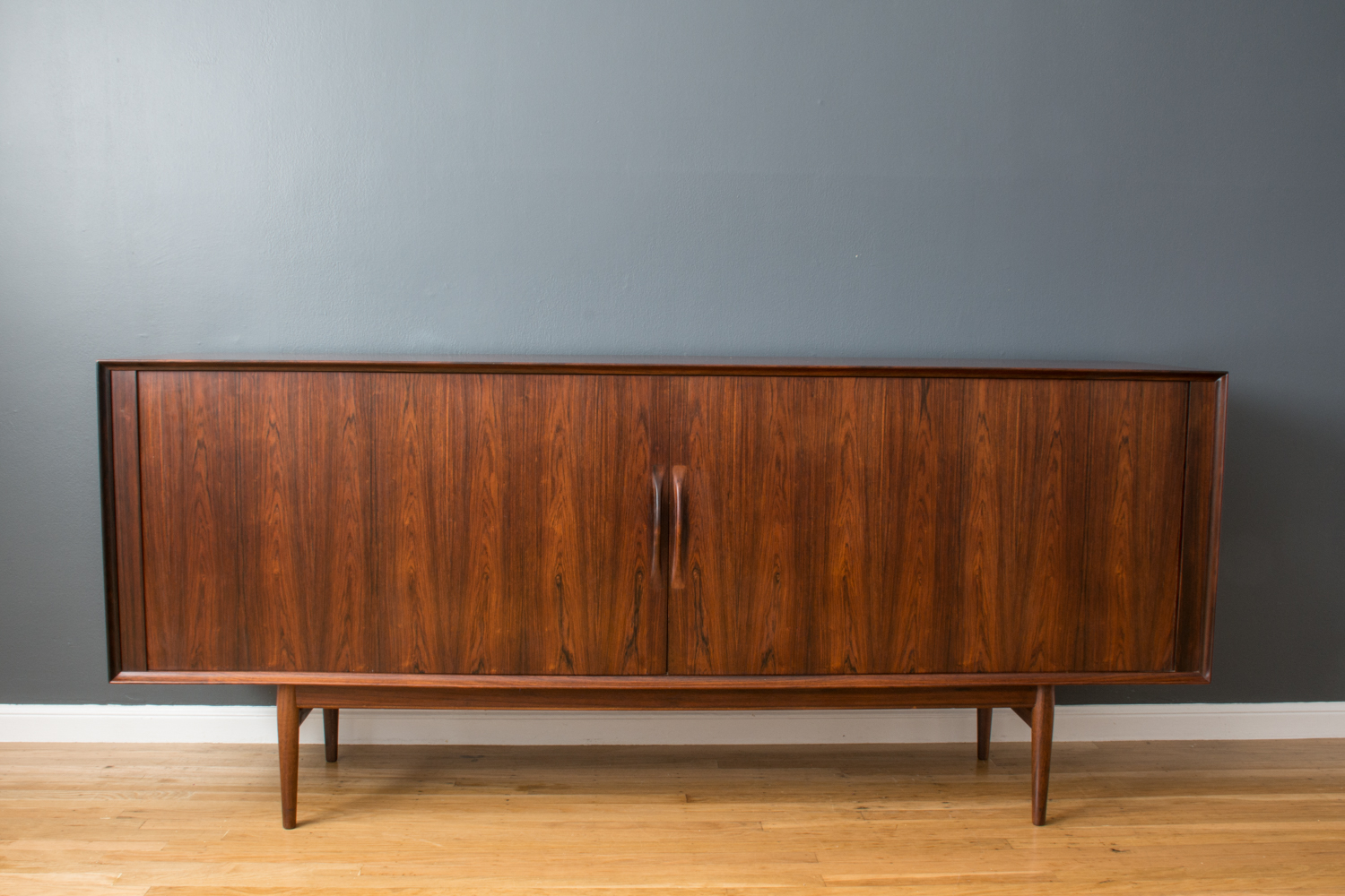 Danish Modern Rosewood Sideboard by Arne Vodder for Sibast