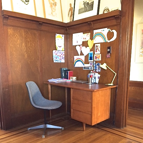 Knoll Desk and Herman Miller Chair - Racine, San Francisco, CA