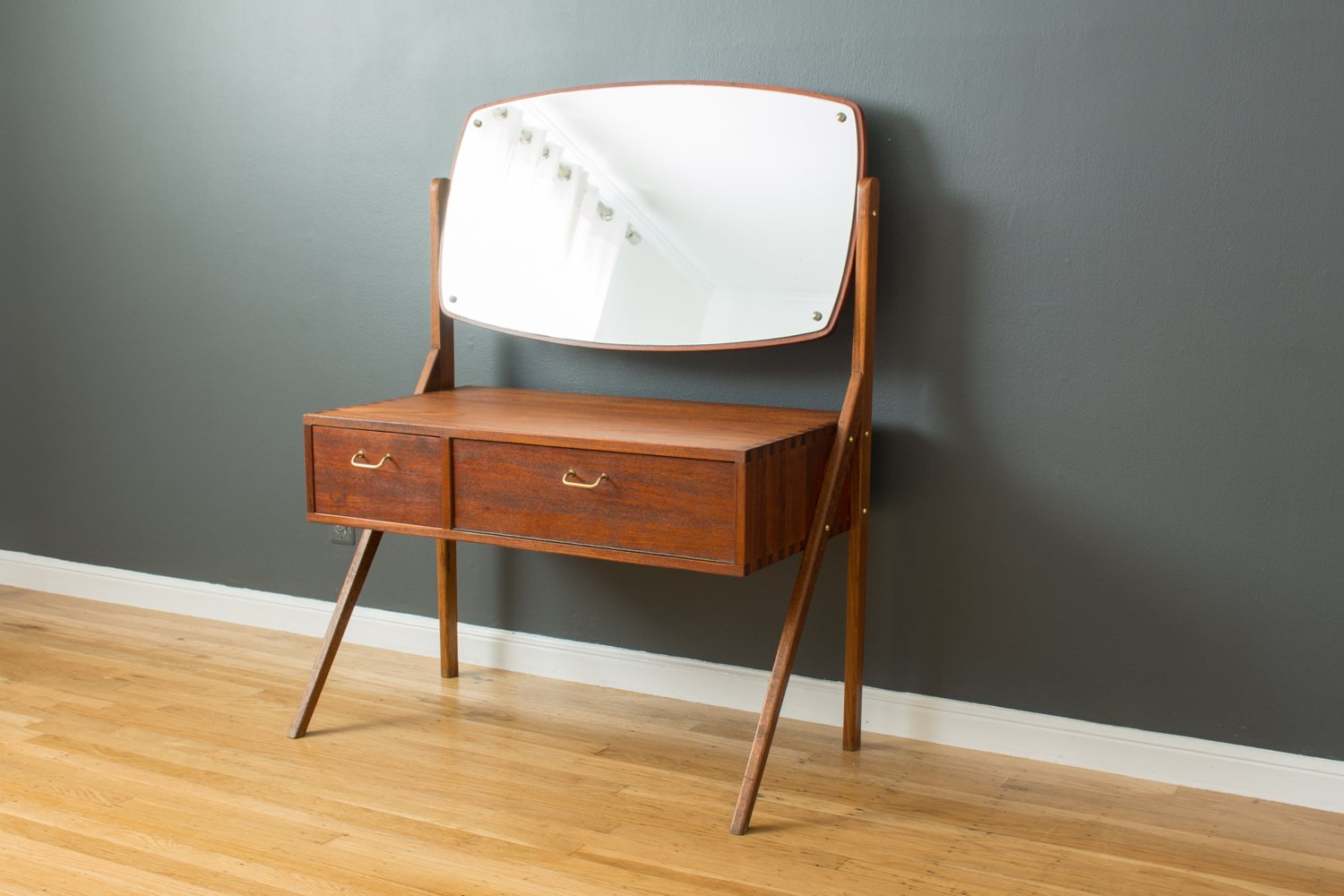 Copy of Danish Modern Vanity by Torben Strandgaard