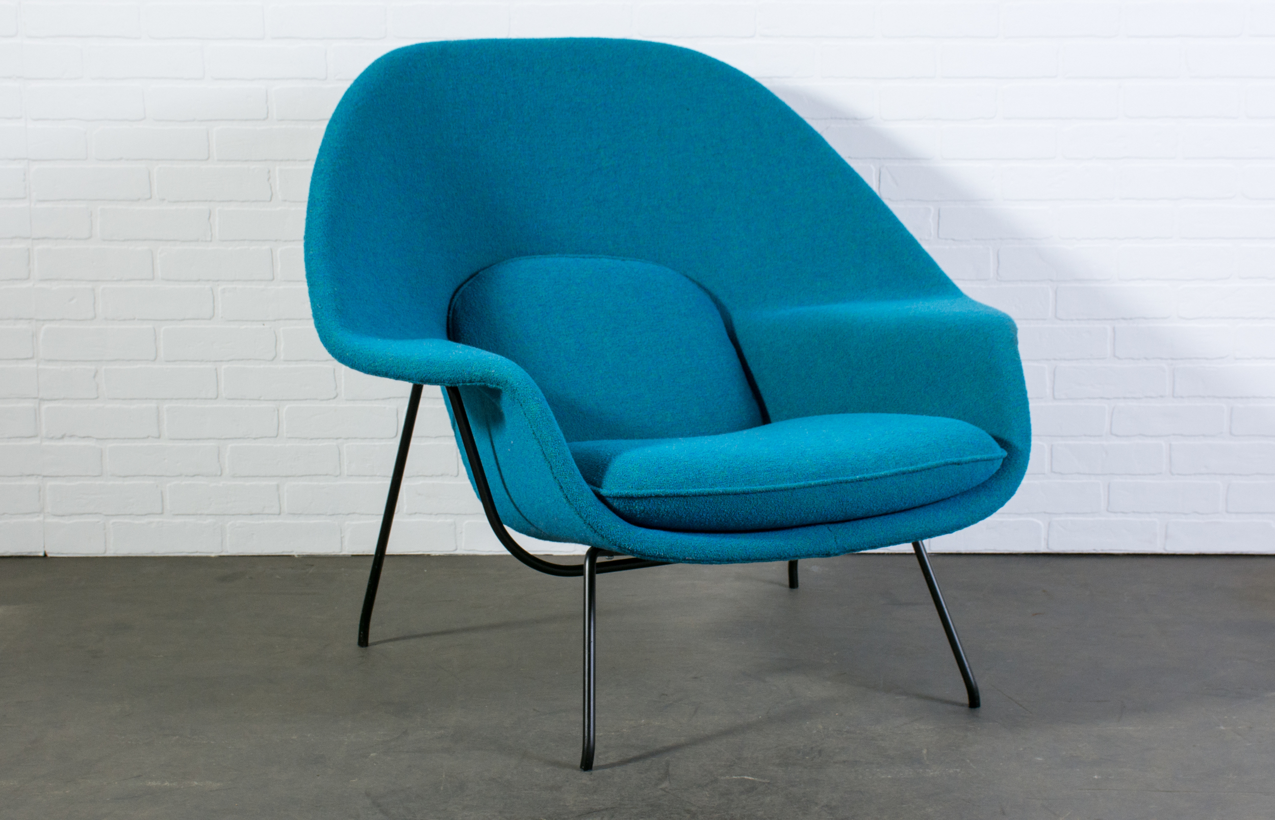 Vintage Womb Chair by Eero Saarinen for Knoll