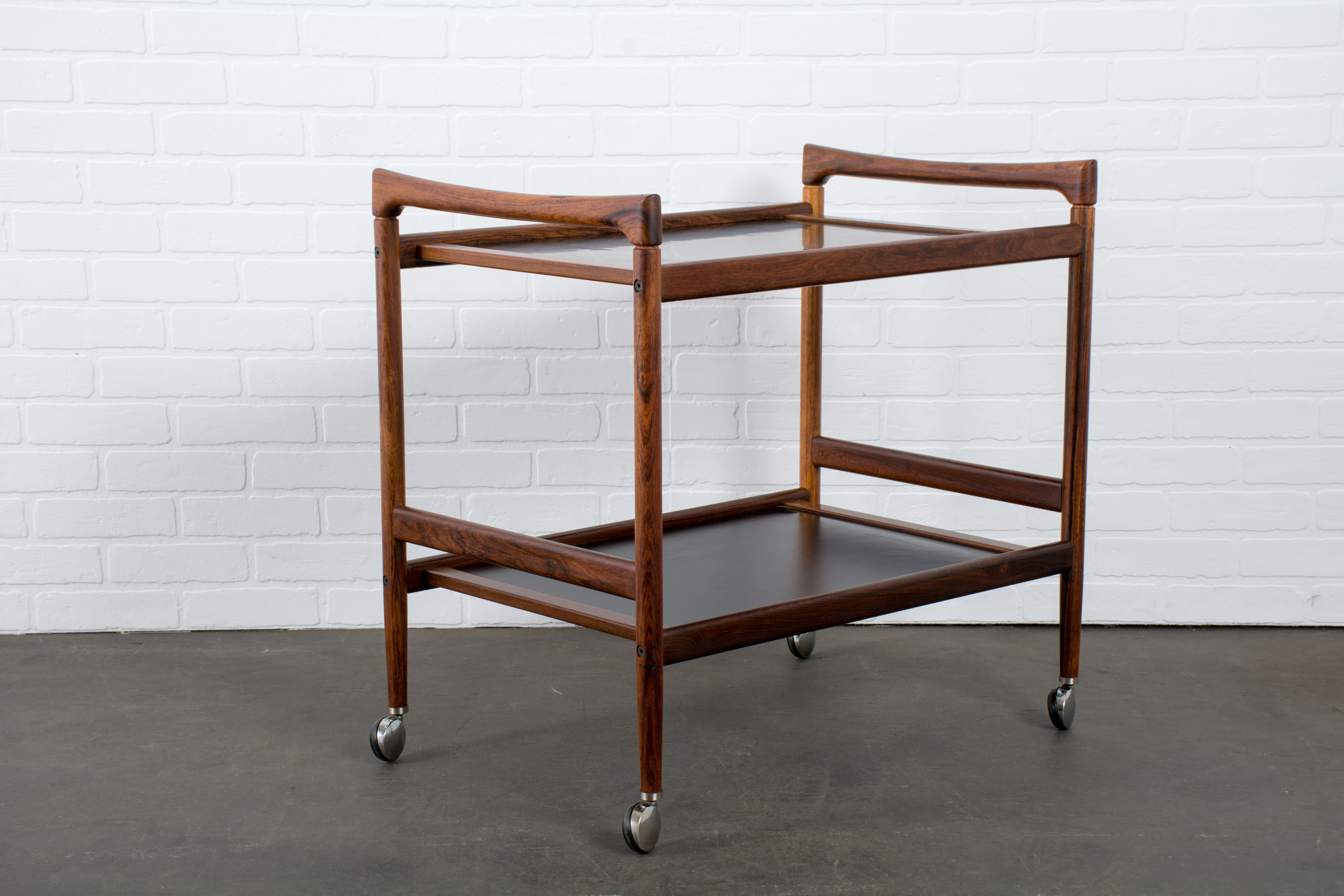Drylund Rosewood Bar Cart