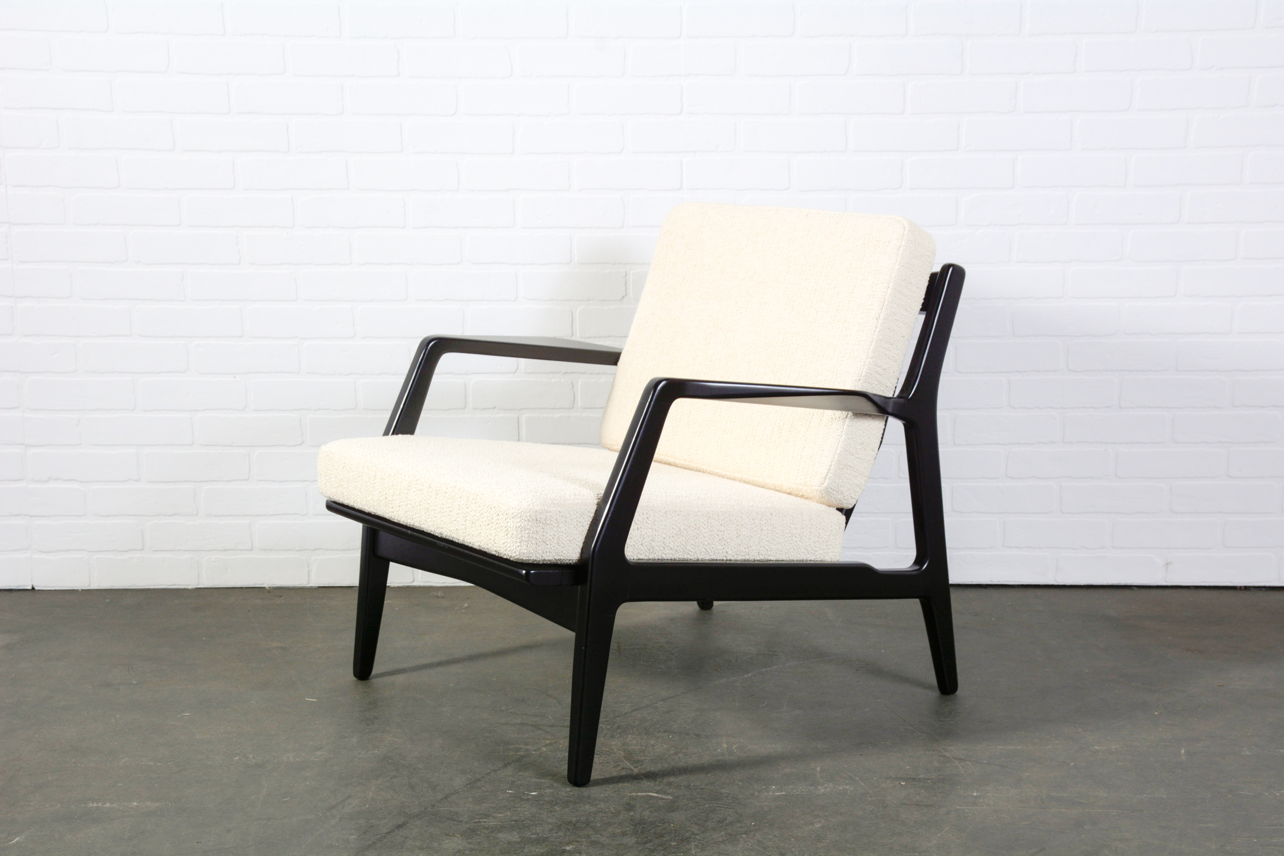 Vintage Lounge Chair by Ib Kofod Larsen