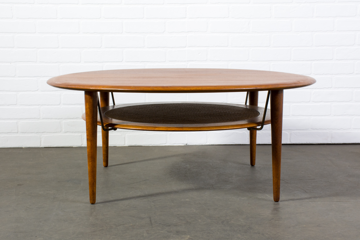 Teak Coffee Table by Peter Hvidt