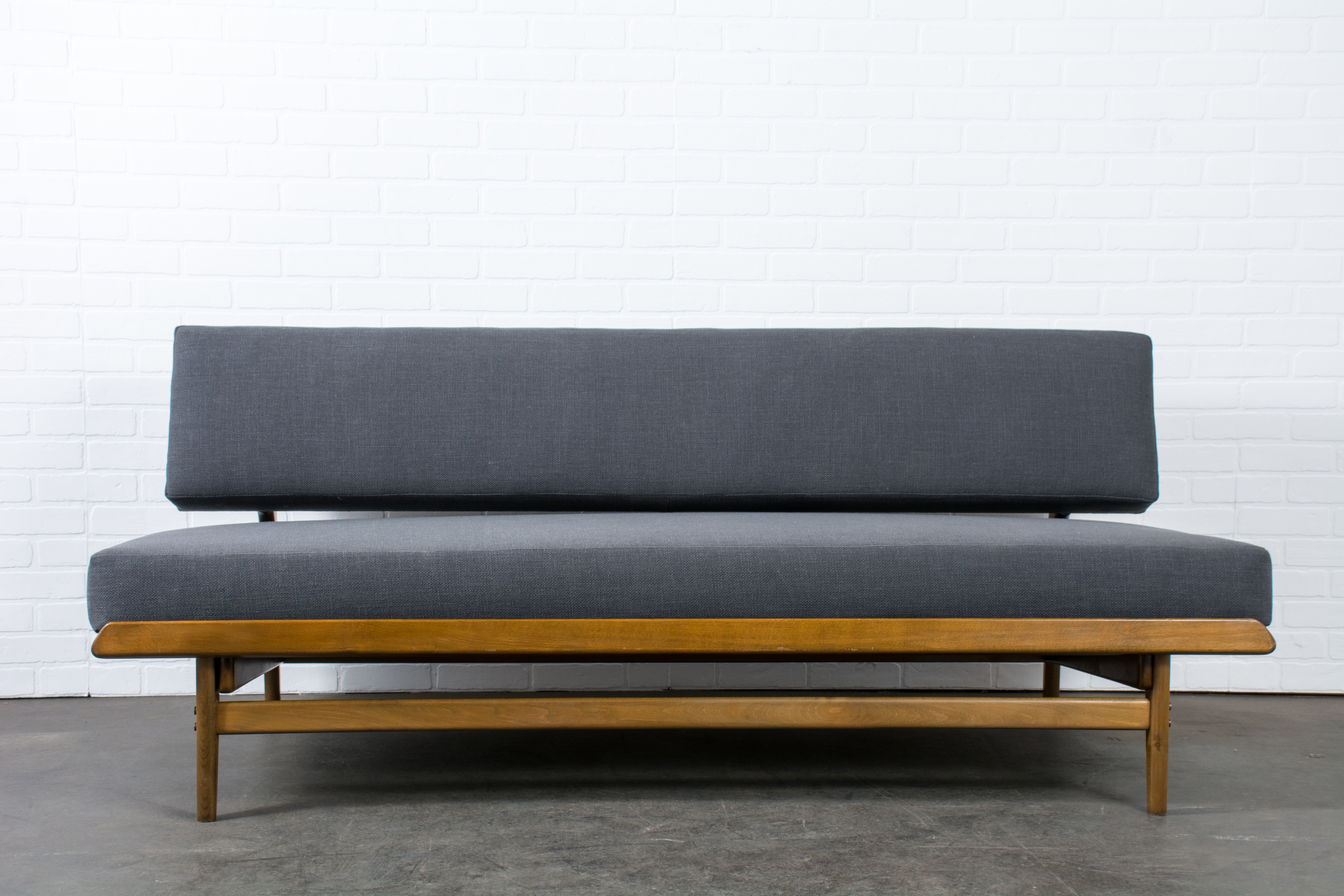 Copy of Vintage Mid-Century Daybed by Karl-Erik Ekselius for Dux